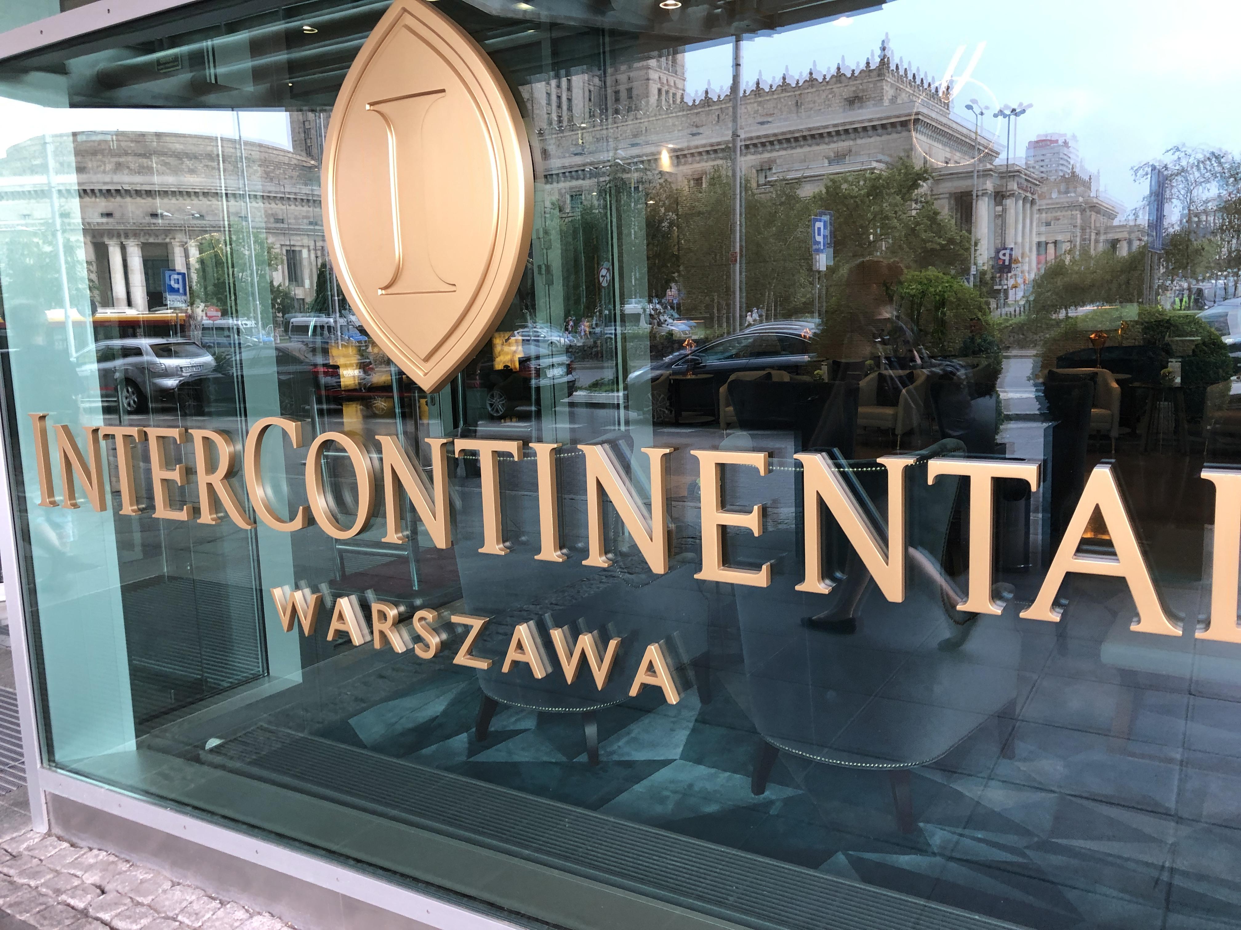 Review – InterContinental Warschau