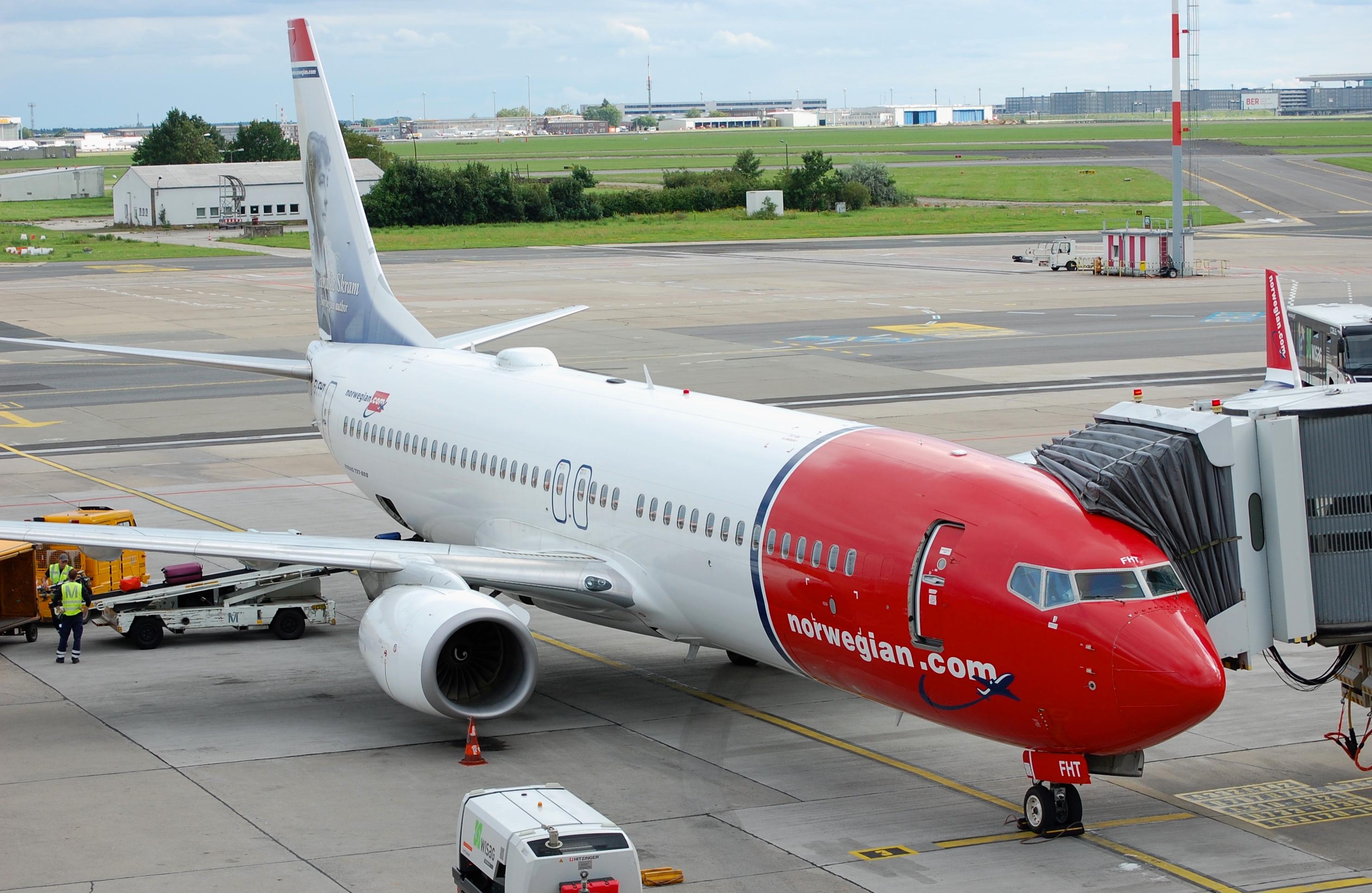 Neue Handgepäckregeln bei Norwegian