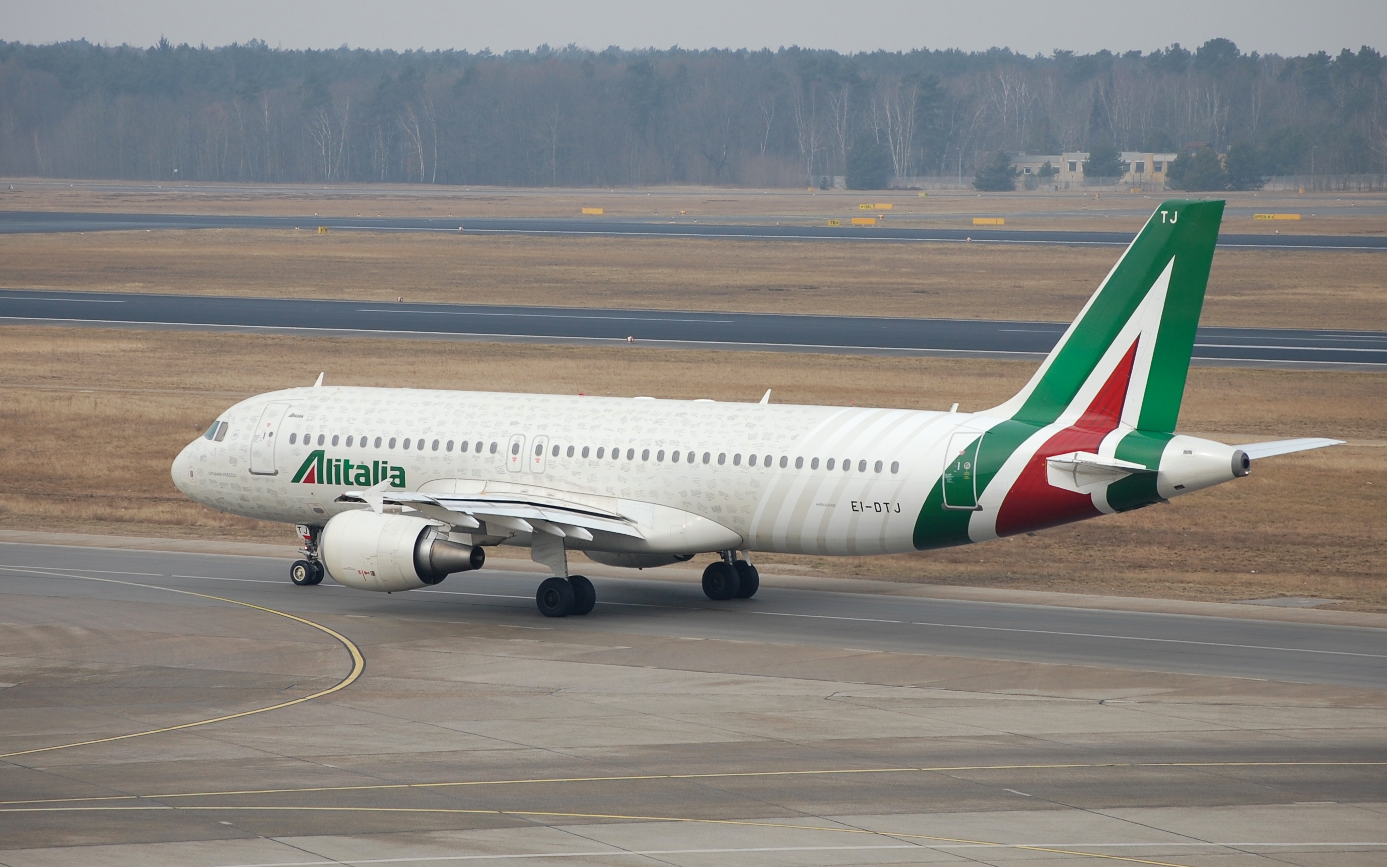 Alitalia Flüge mit 20% Rabatt buchen und sparen!
