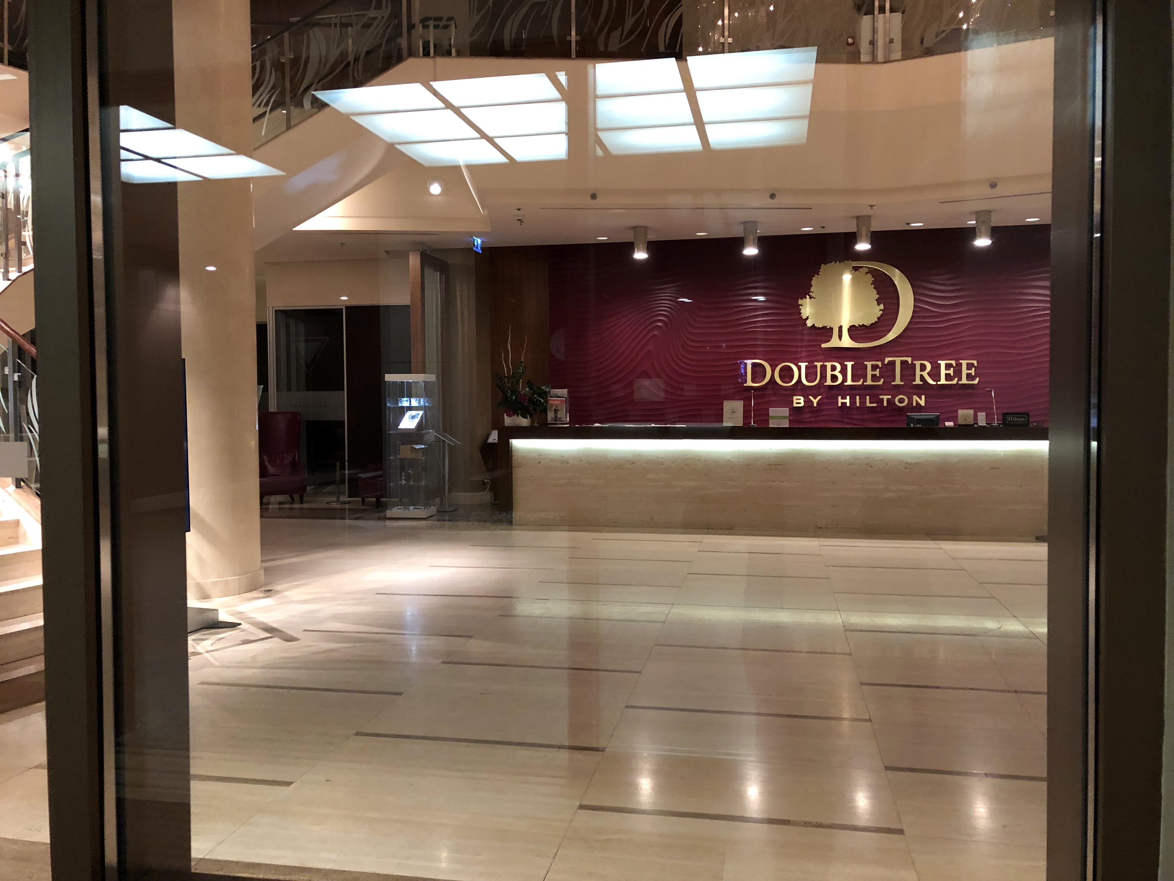 Review – DoubleTree by Hilton Bratislava
