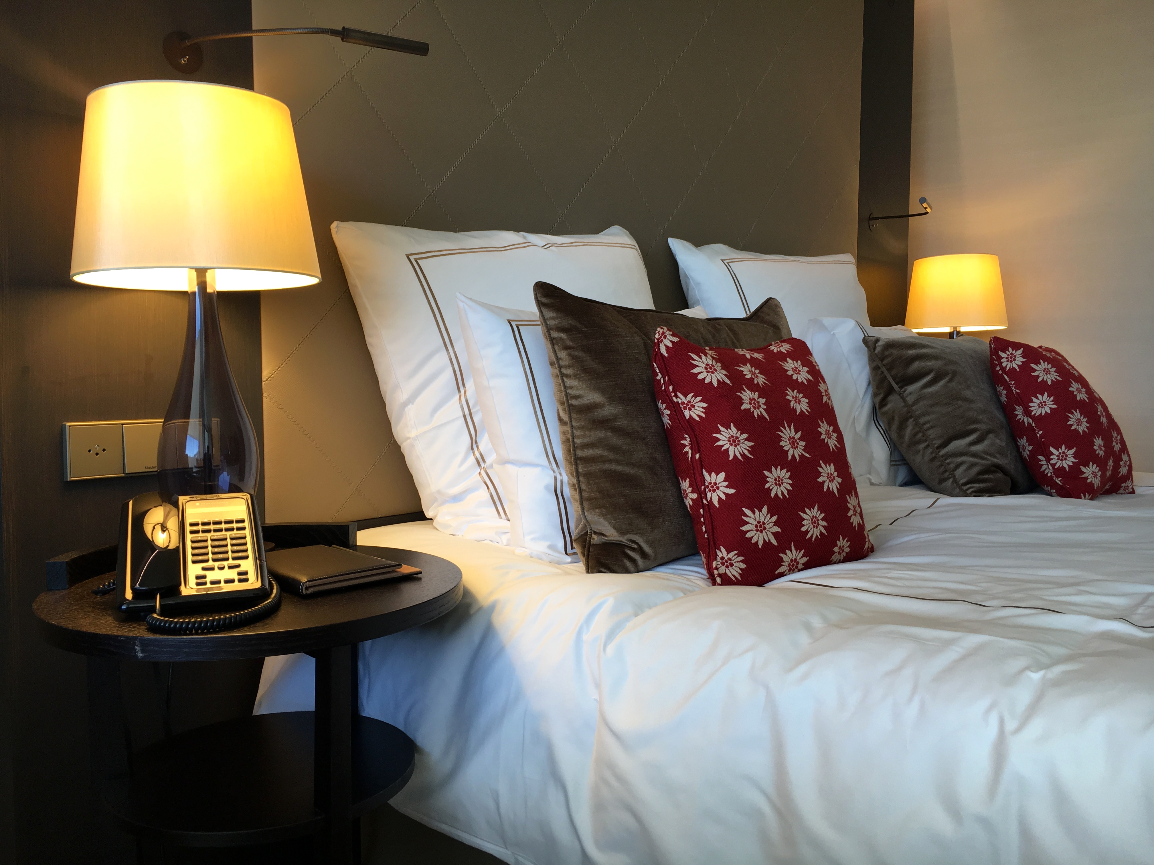 Review – InterContinental Davos