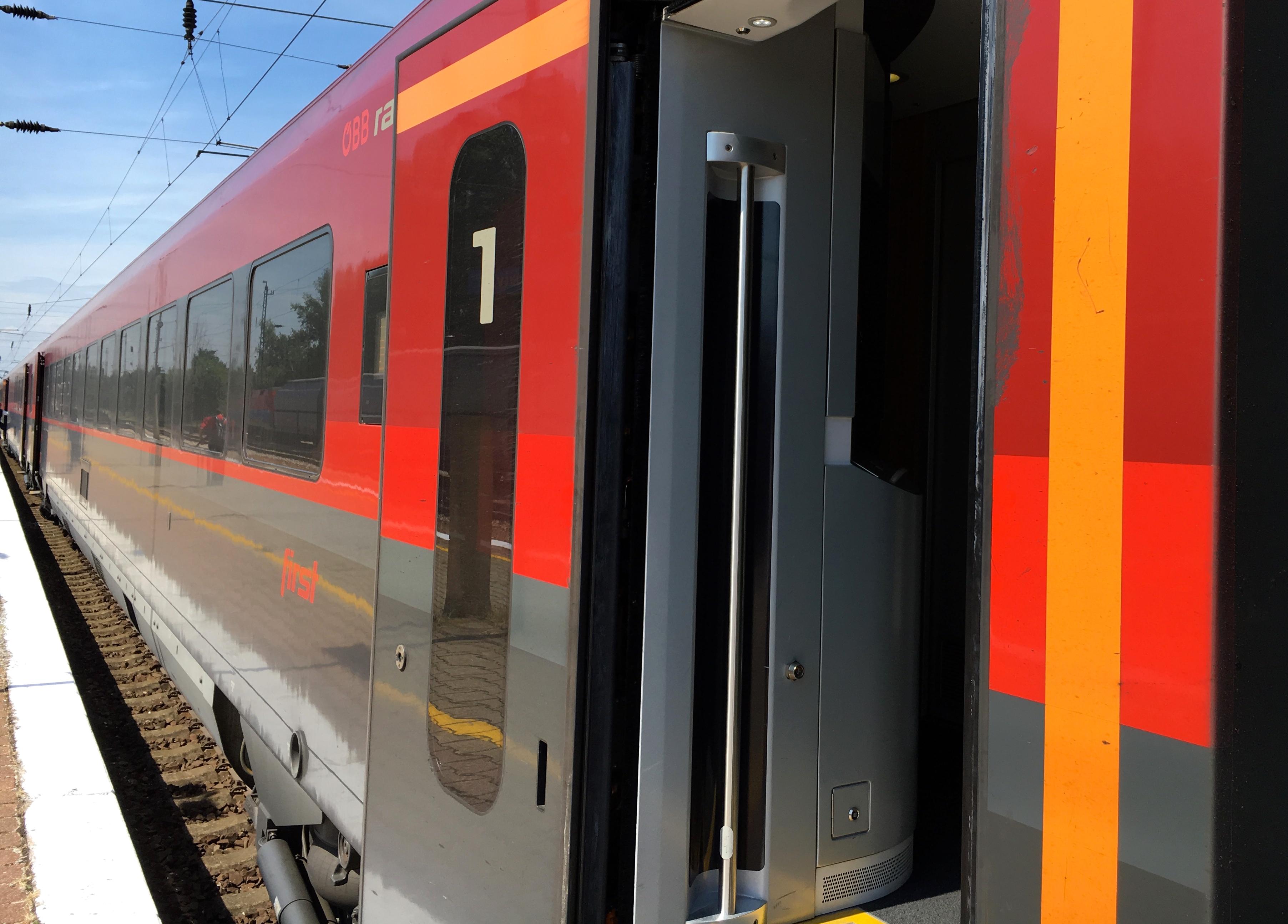 Mit Interrail Europa erkunden und 10% Rabatt nutzen