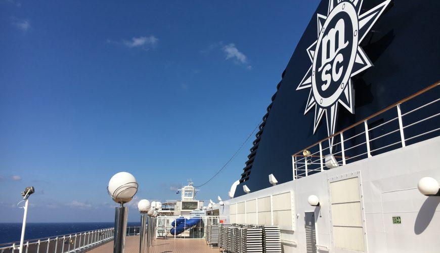 Mit MSC ab 699€ für 8 Nächte das Mittelmeer erkunden