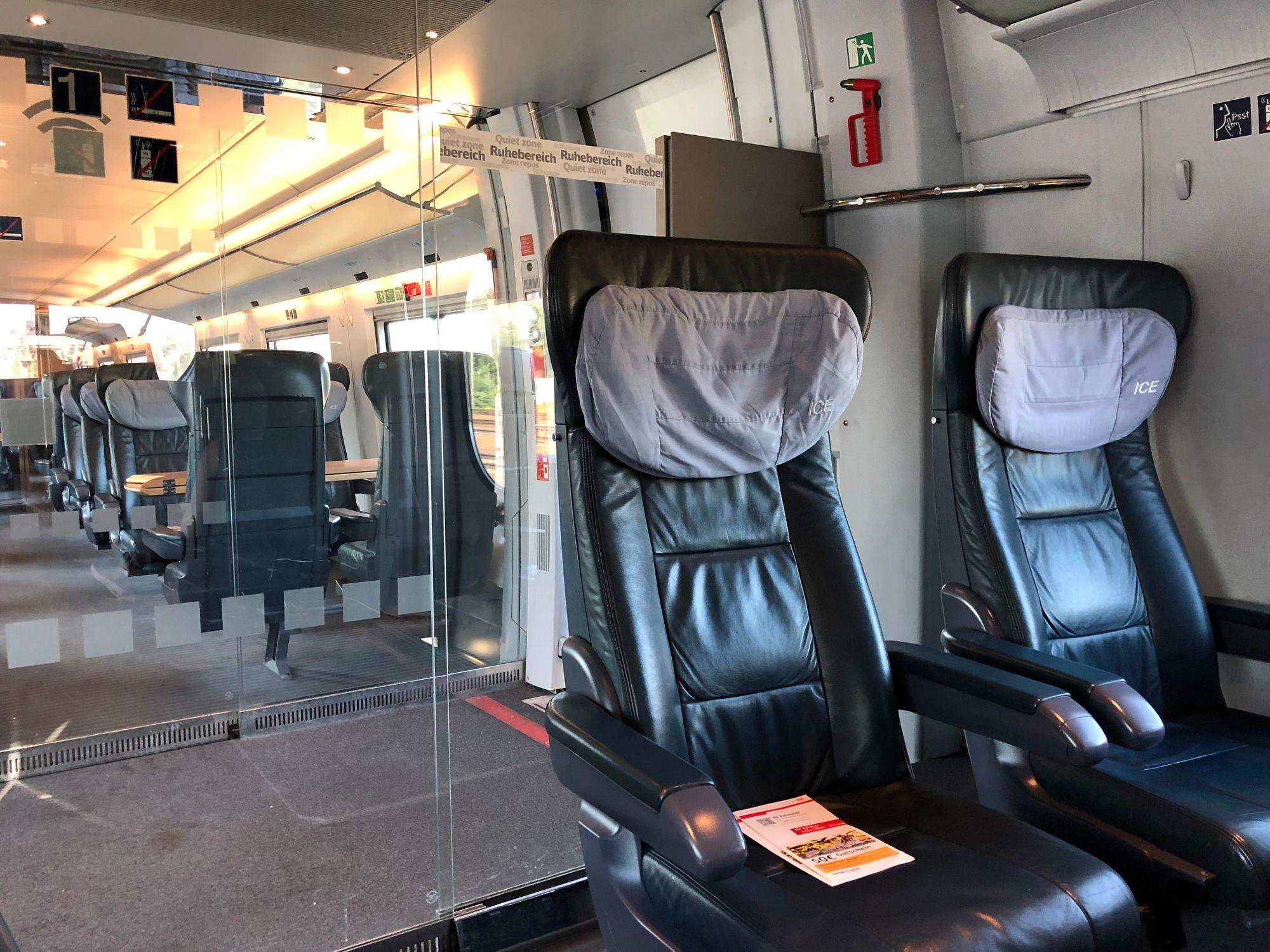 Zwei DB-Tickets und 6 Monate Maxdome für 69,90€