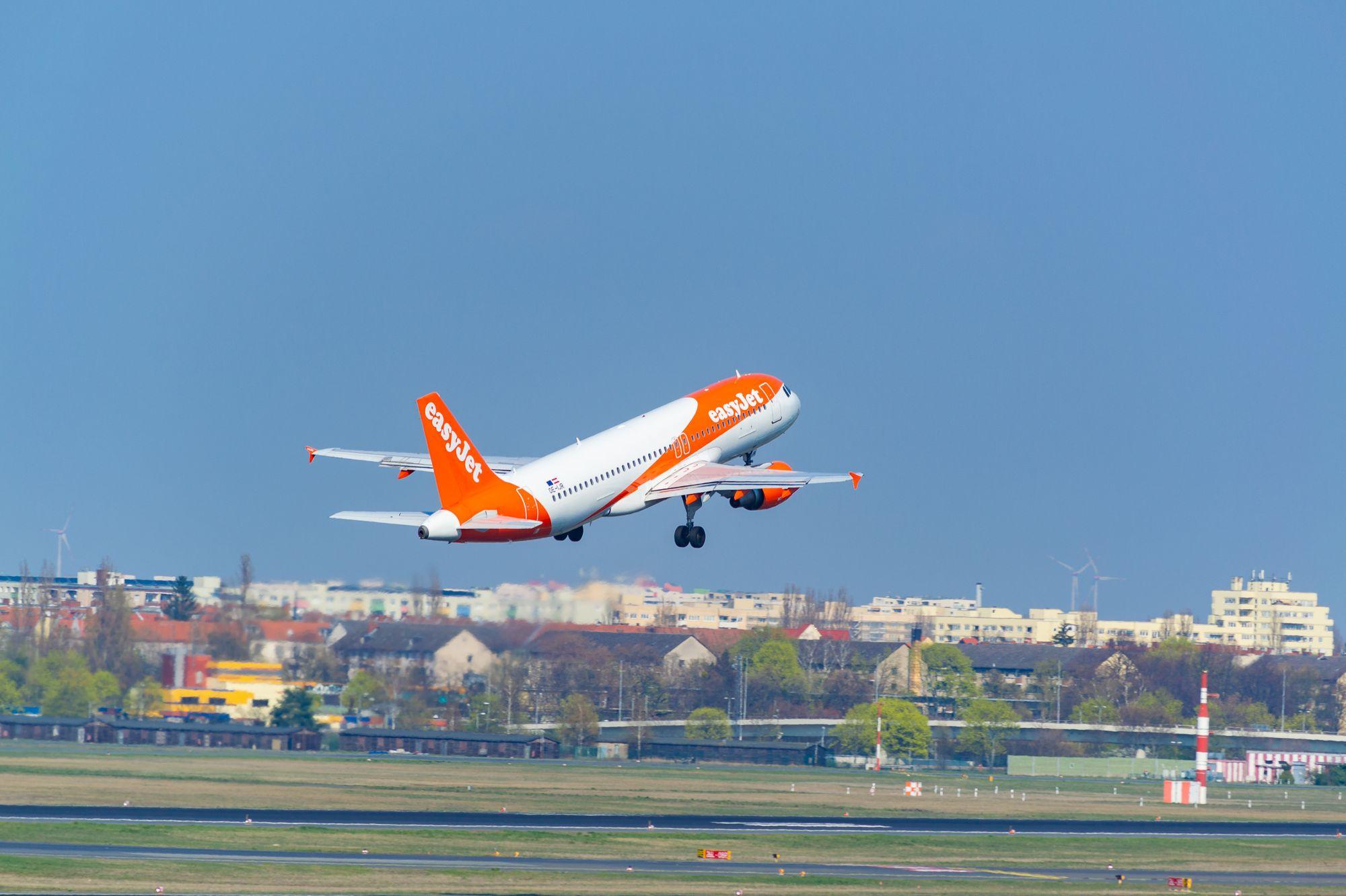 Mit easyJet ab 50€ von Berlin-Tegel nach Sylt fliegen!