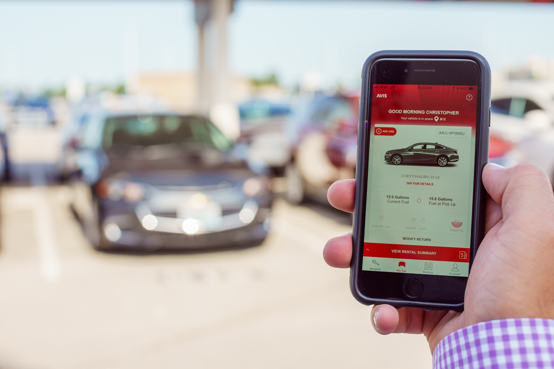 Avis Mietwagen im Juli inklusive kostenfreiem Zusatzfahrer