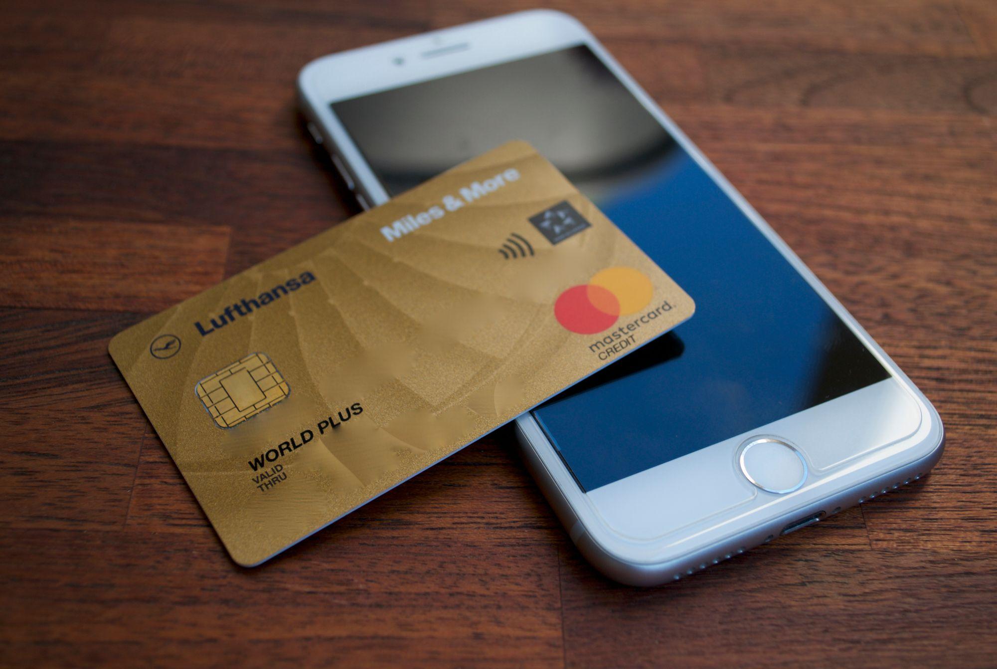 Mit der Miles&More Kreditkarte doppelt Prämienmeilen sammeln!