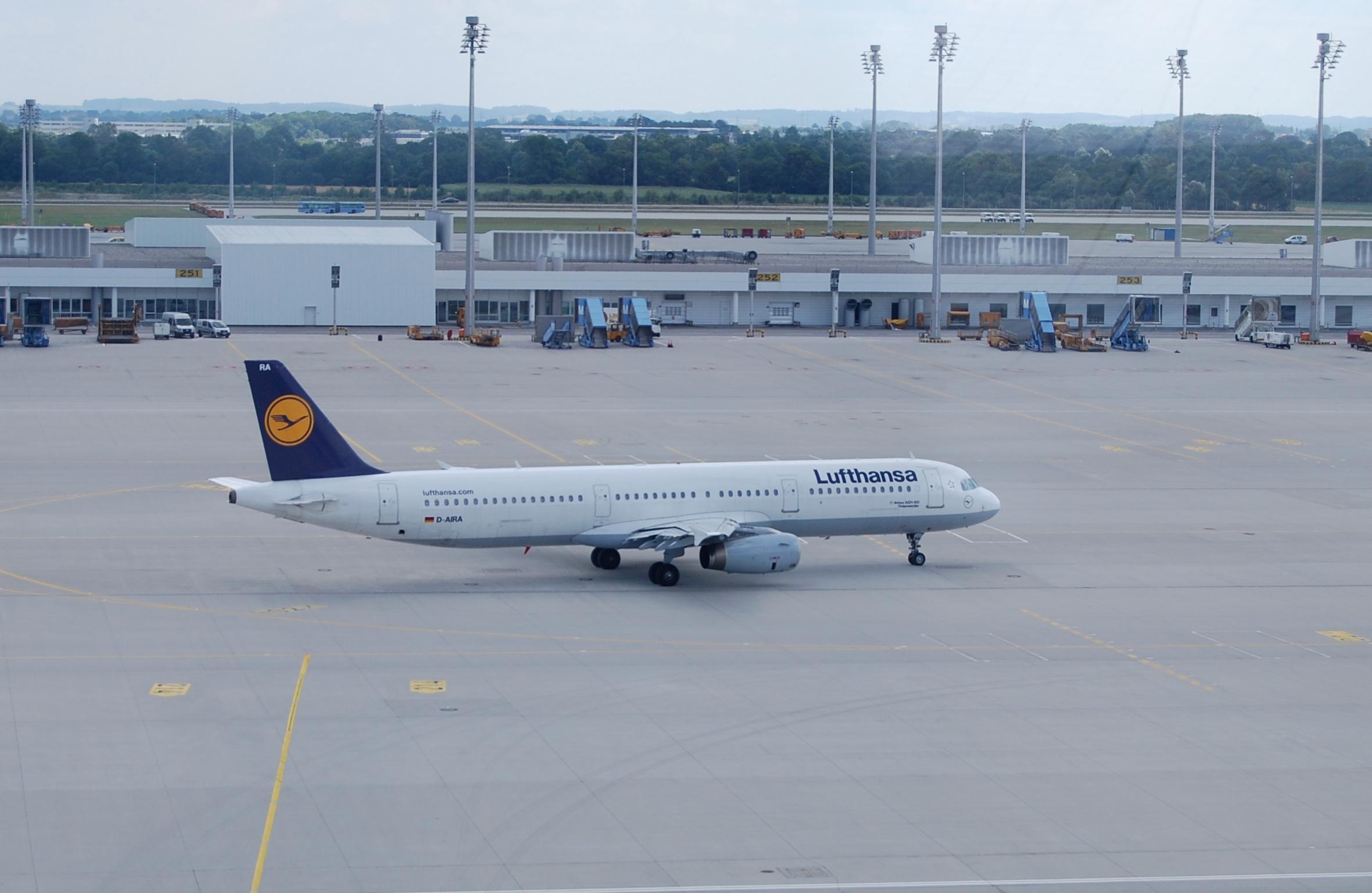 Mit der Lufthansa im Winter 5-fach Meilen sammeln