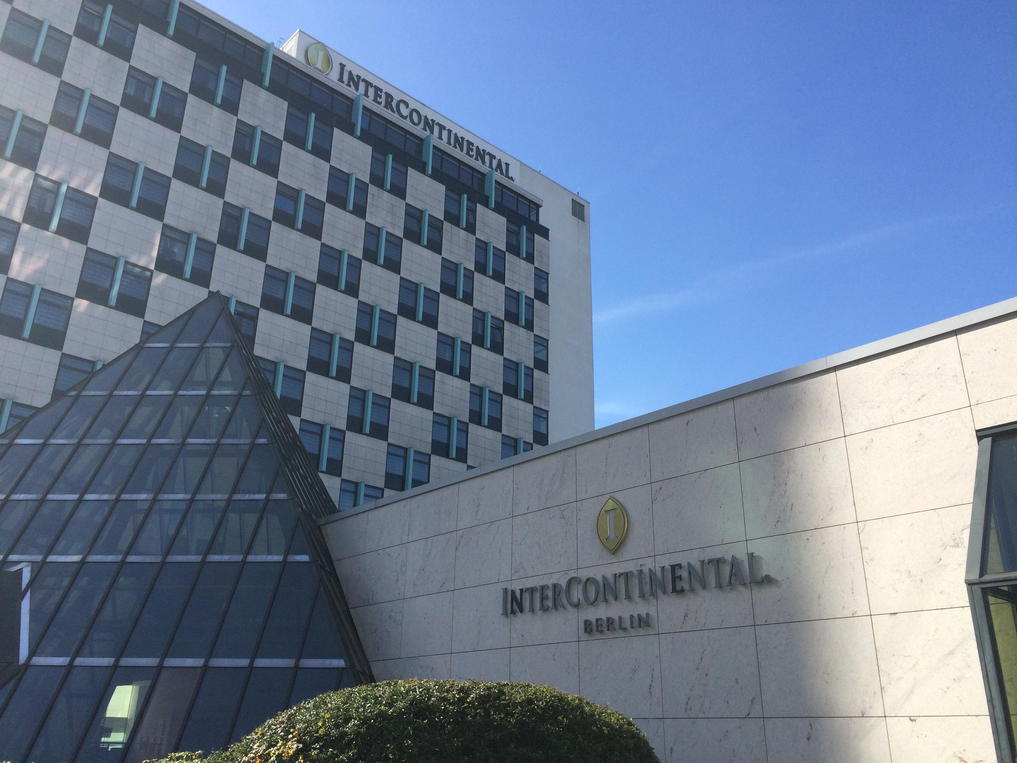 Review – InterContinental Berlin