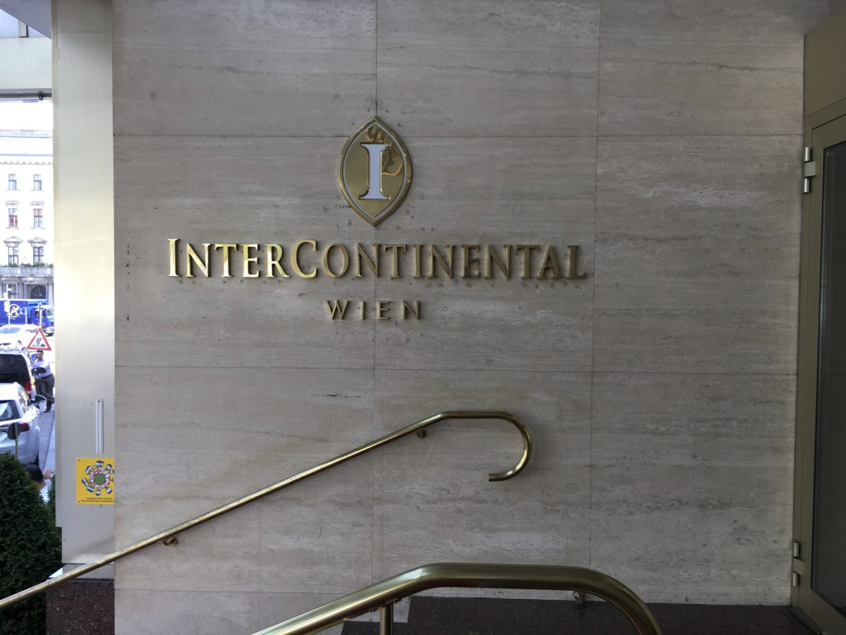 Review – InterContinental Wien