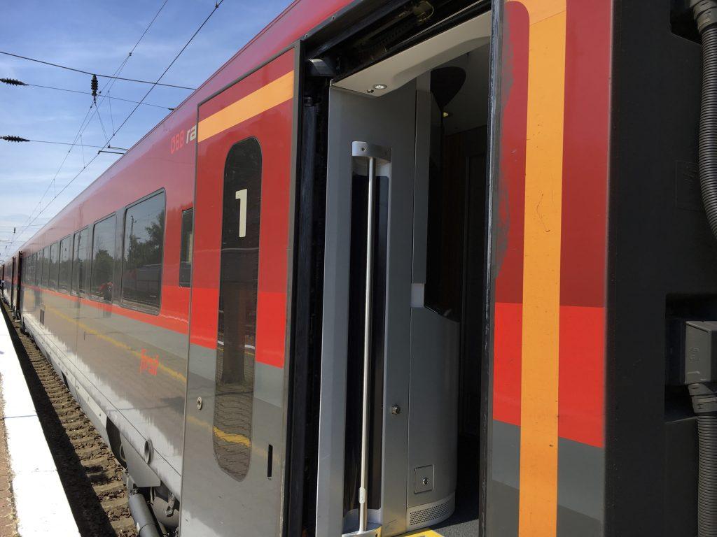 Bahn 1. Klasse