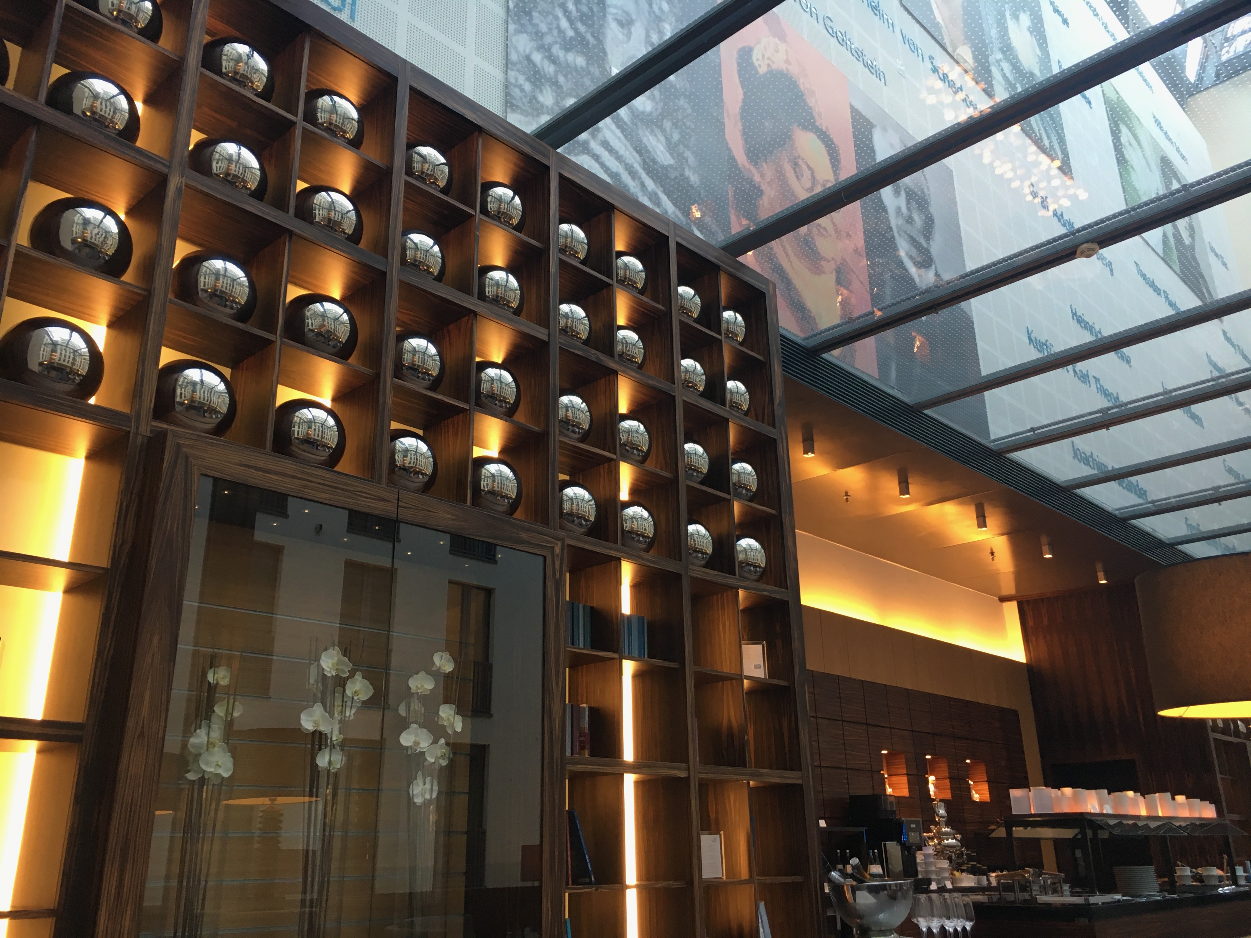 Review – Club InterContinental Düsseldorf
