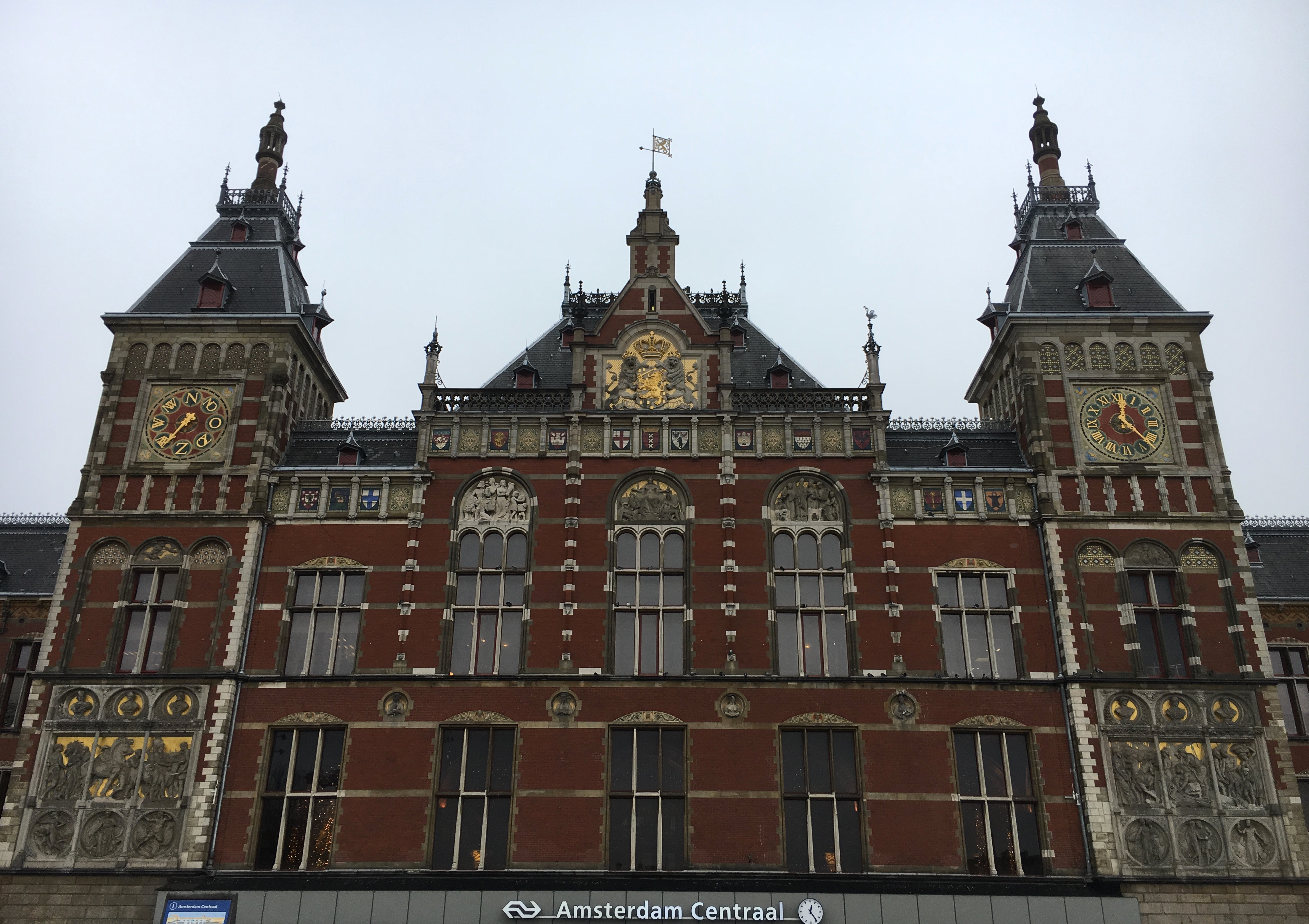 Review – Mit dem Zug von Berlin nach Amsterdam