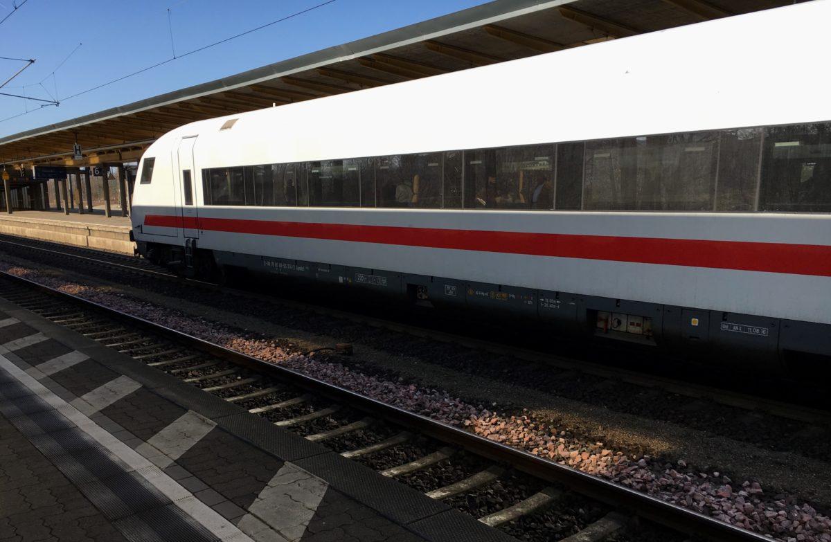 Review – Mit dem Metropolitan Express Train als ICE durch Deutschland