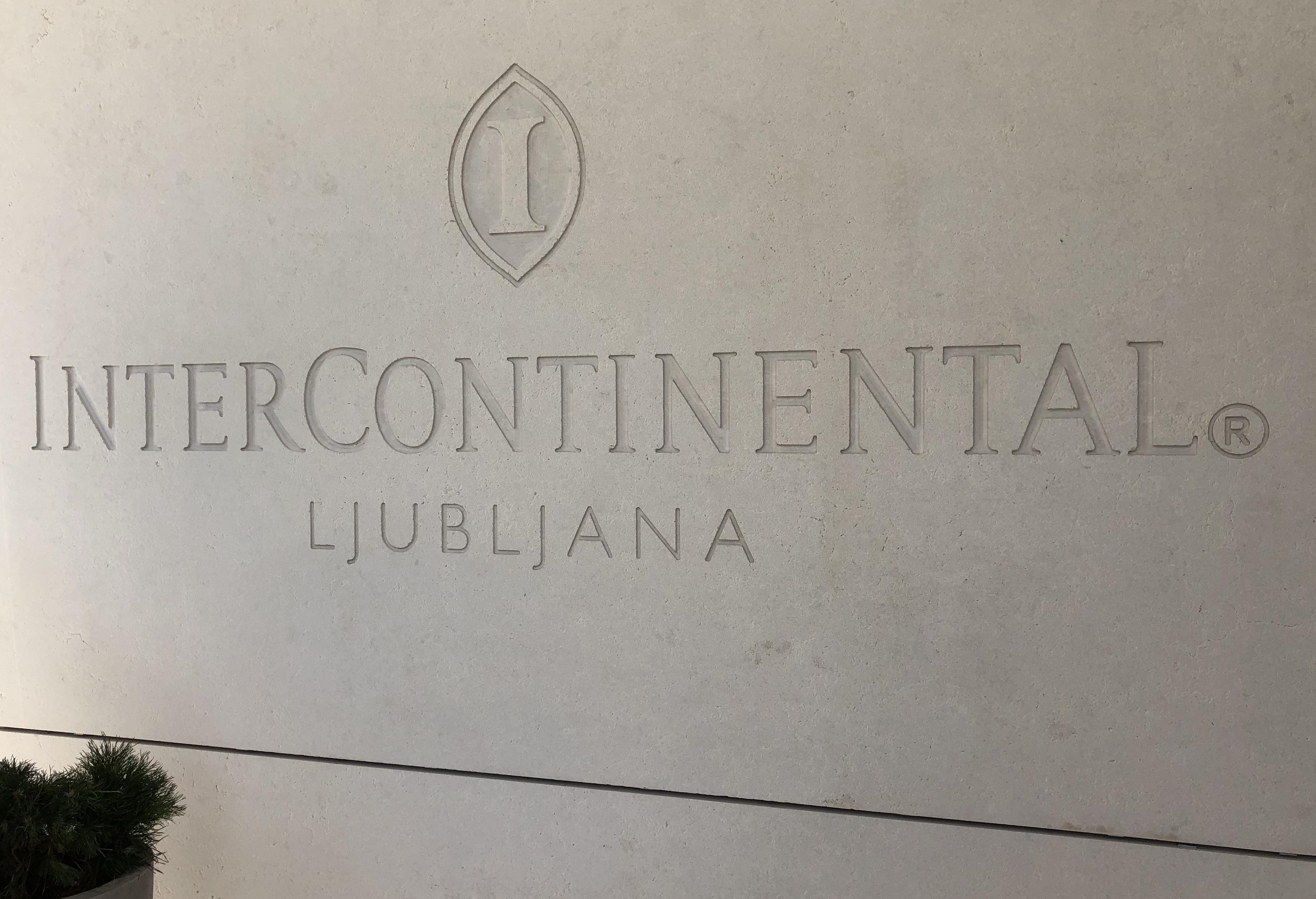 Review – InterContinental Ljubljana