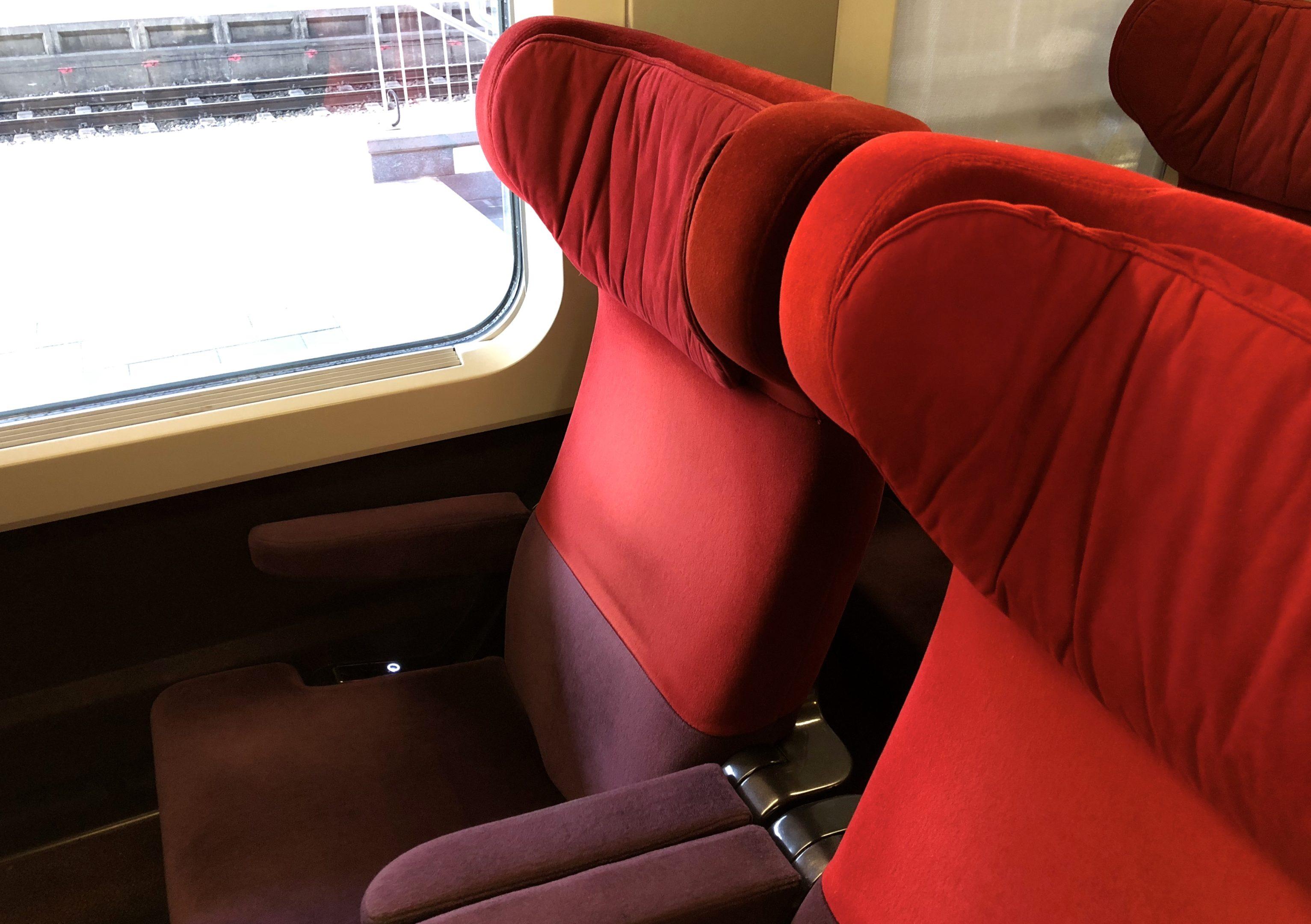 Mit dem Thalys ab 30€ pro Strecke nach Paris fahren!