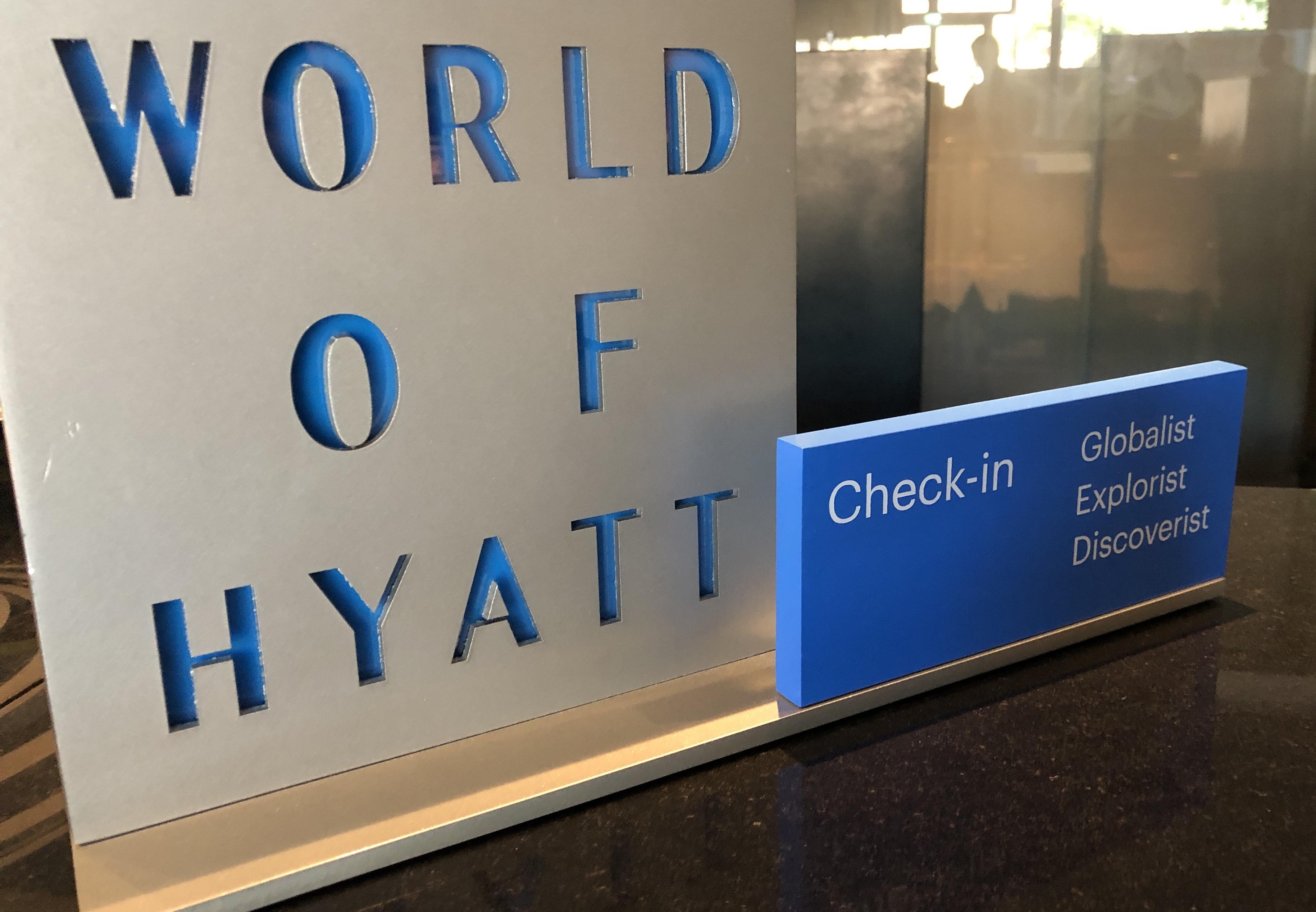 World of Hyatt – Rabatt auf Prämiennächte!
