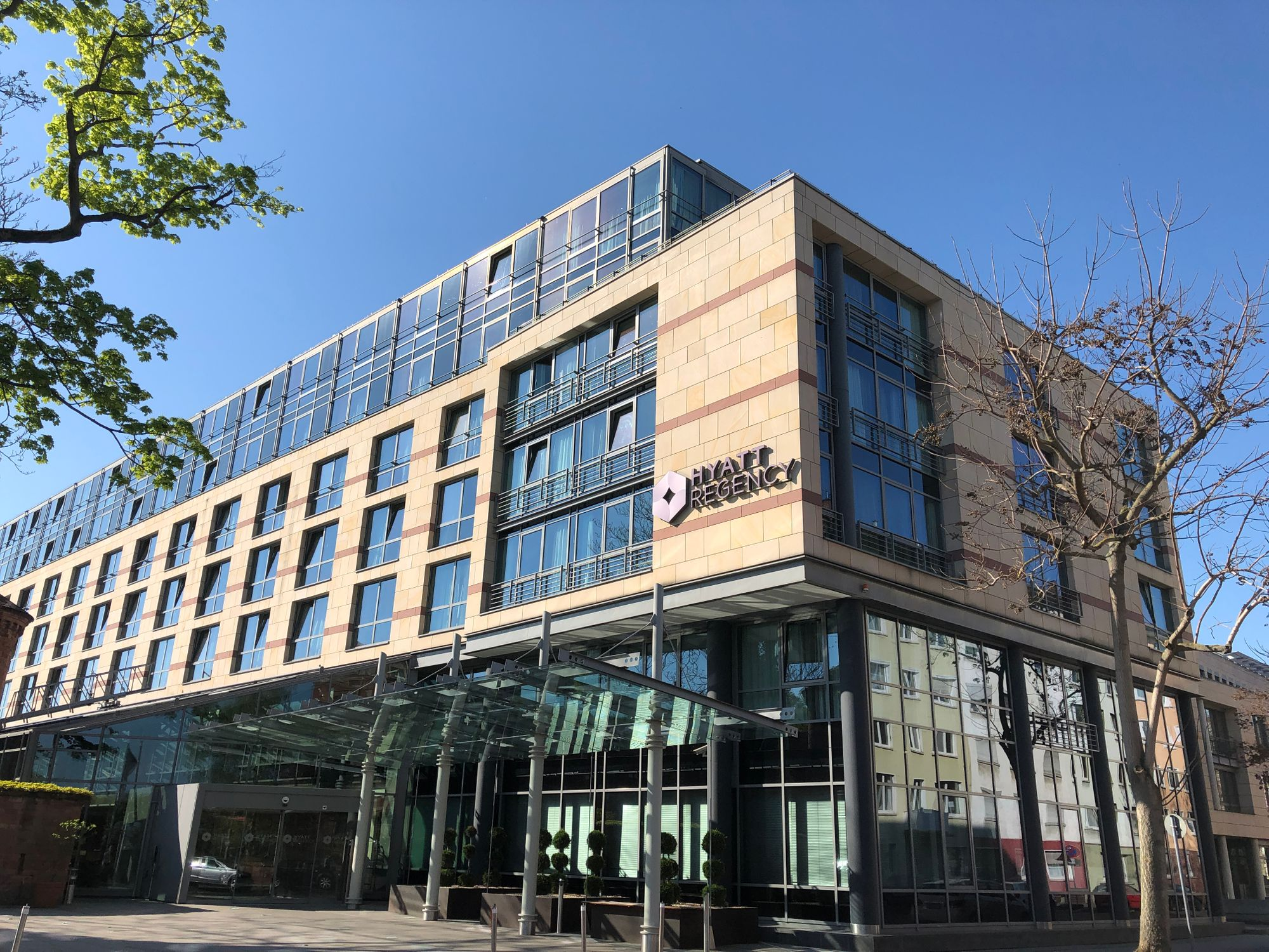 Review – Hyatt Regency Mainz