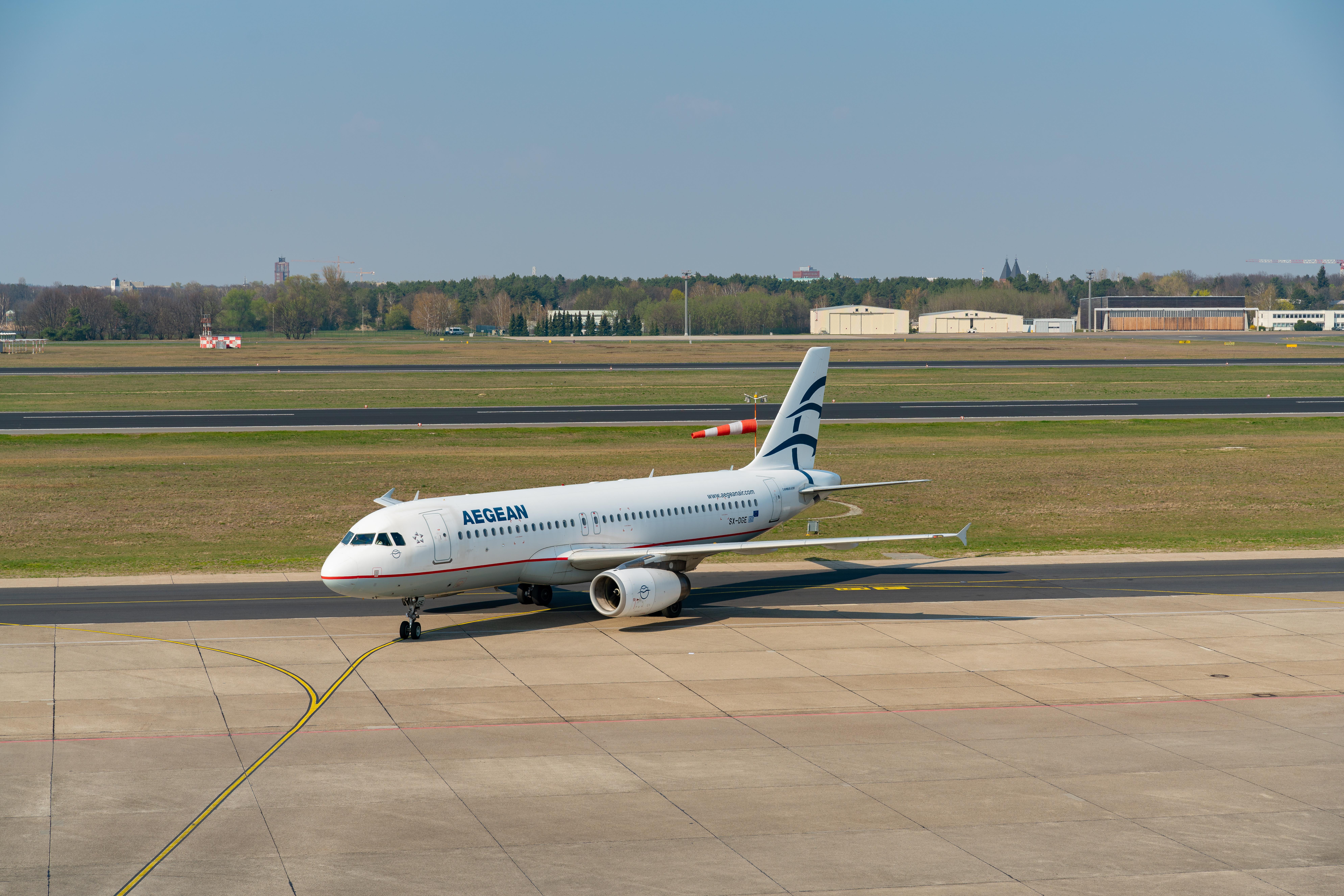 Aegean Sale – Flüge mit 40% Rabatt