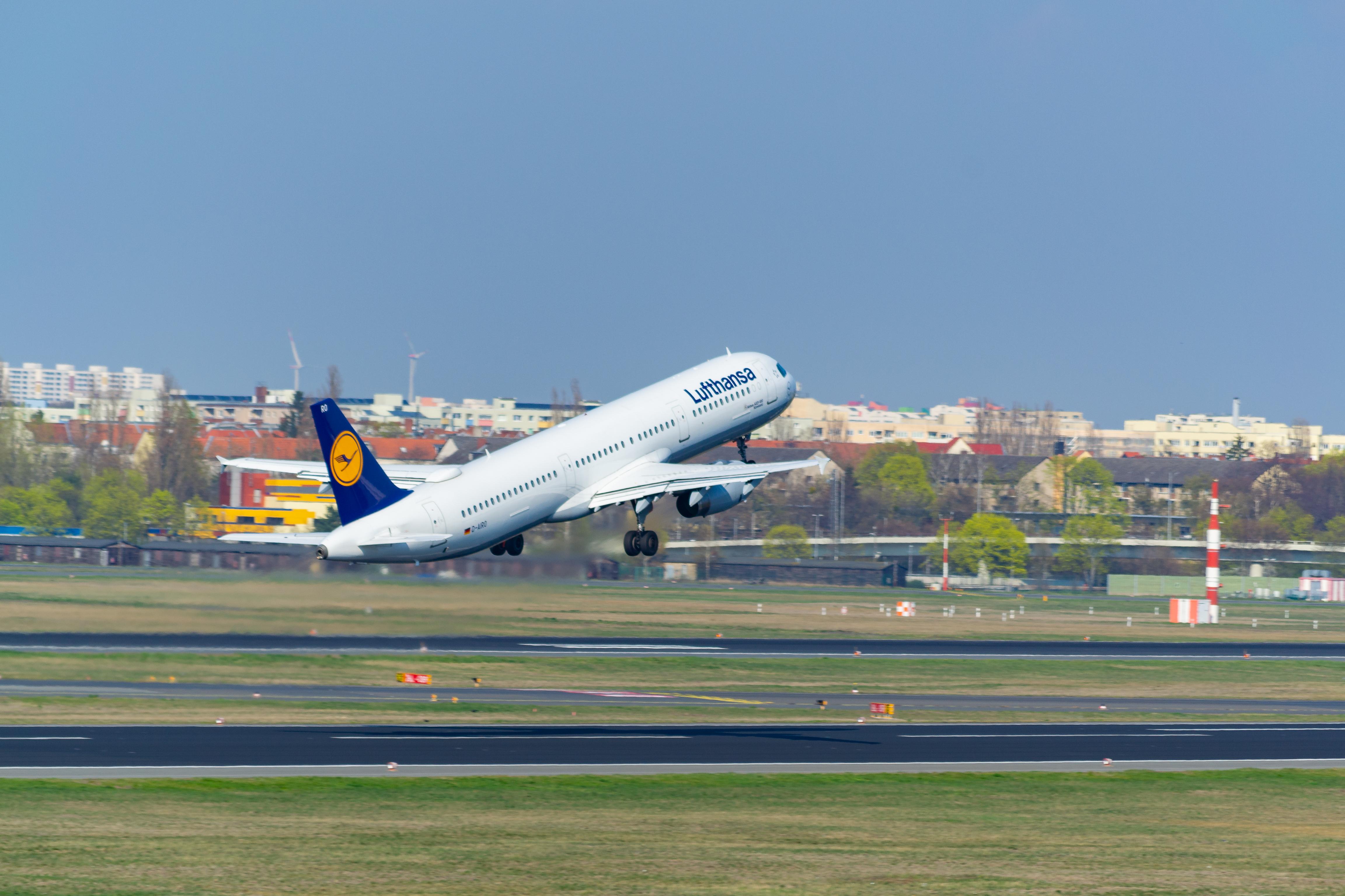 Lufthansa will im Juni 1.800 Flüge pro Woche anbieten!