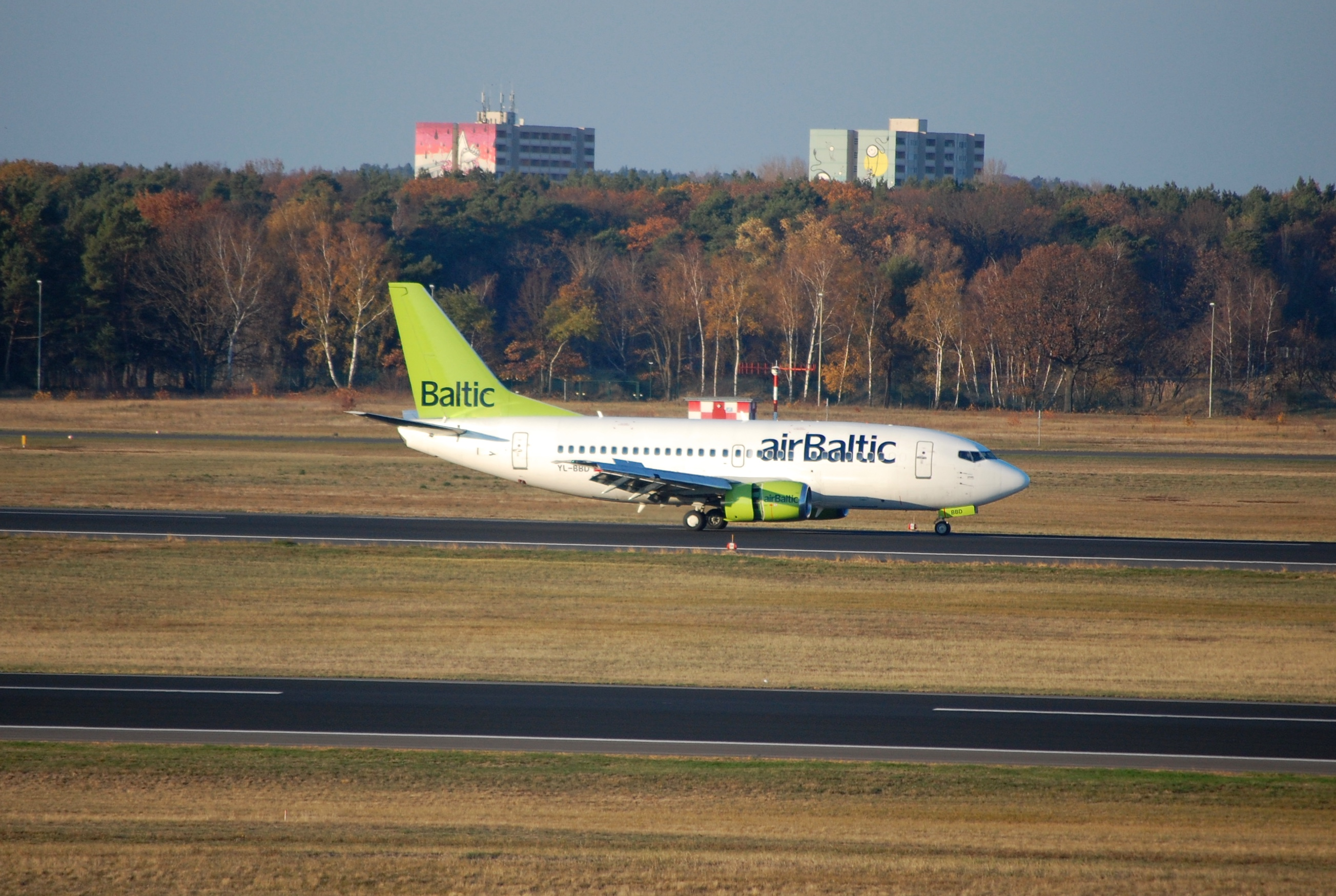 Early Bird Flüge mit airBaltic ab 19€ pro Strecke!