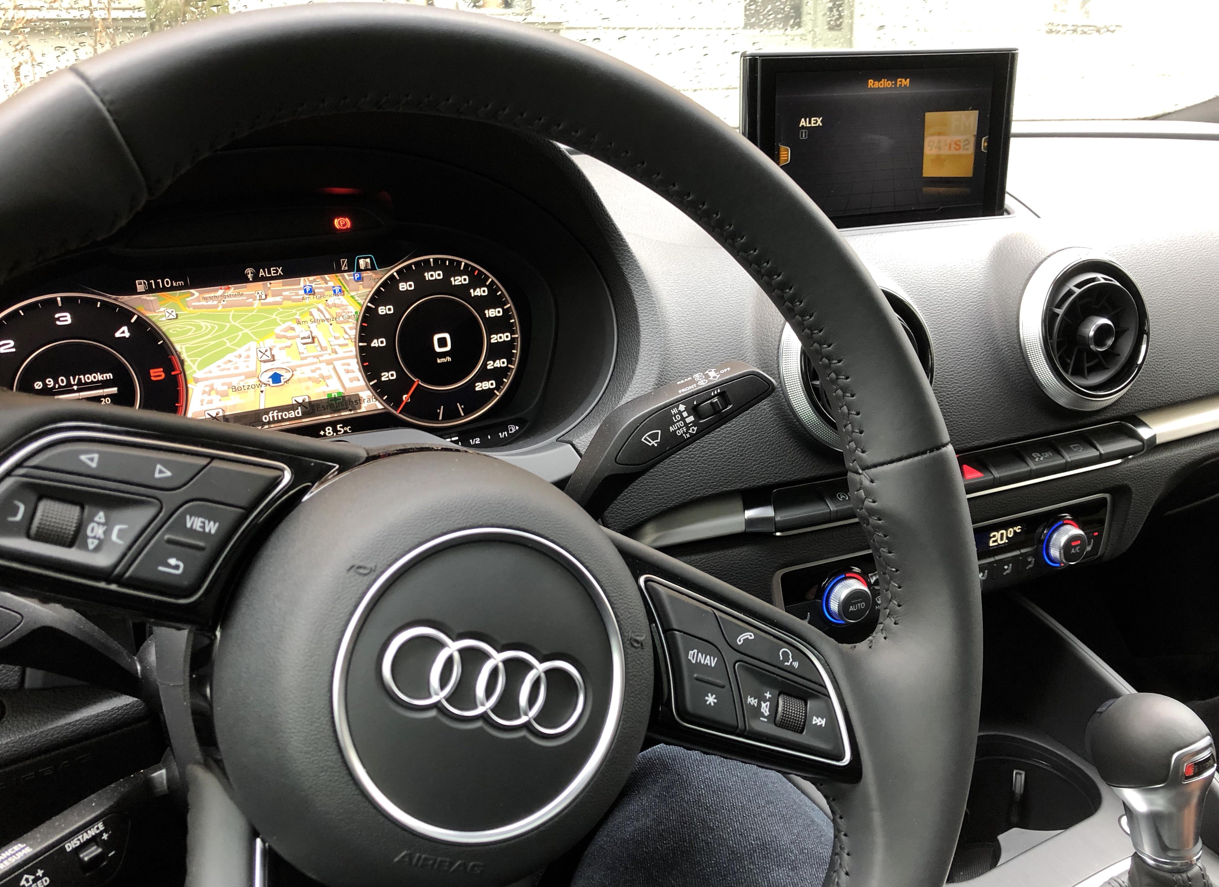 Mit Audi on demand 6.000 Meilen sammeln!