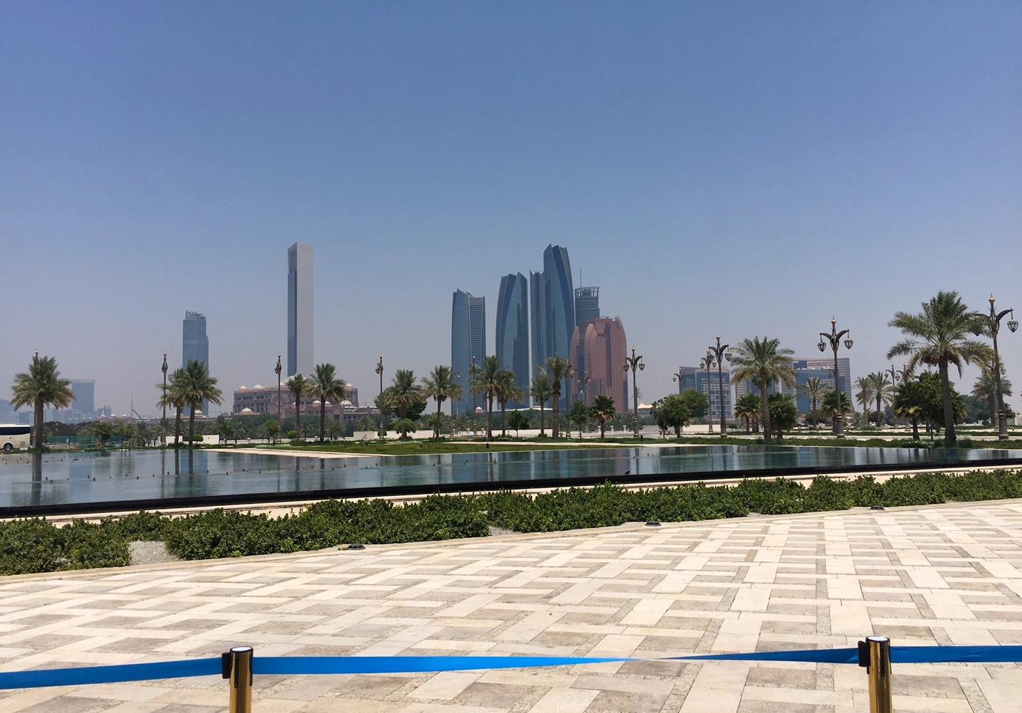 Etihad Airways – kostenfreier Abu Dhabi Stopover