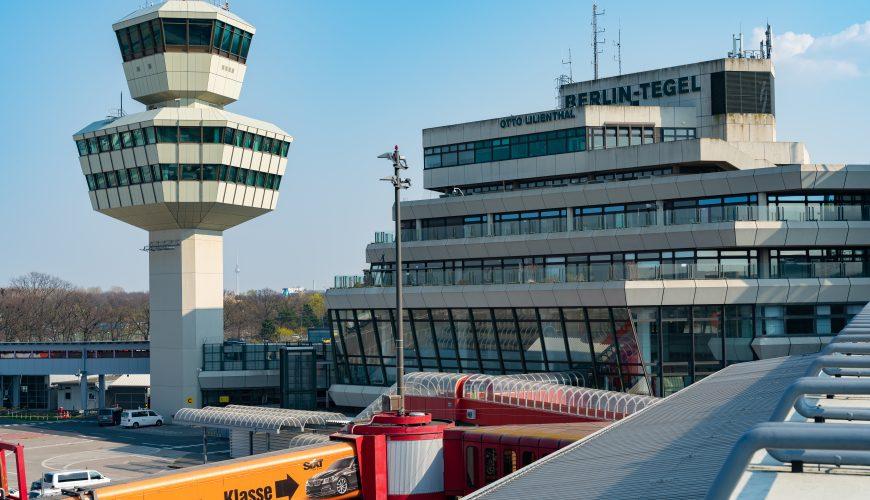 Flughafen Berlin-Tegel (TXL) schließt Anfang November 2020