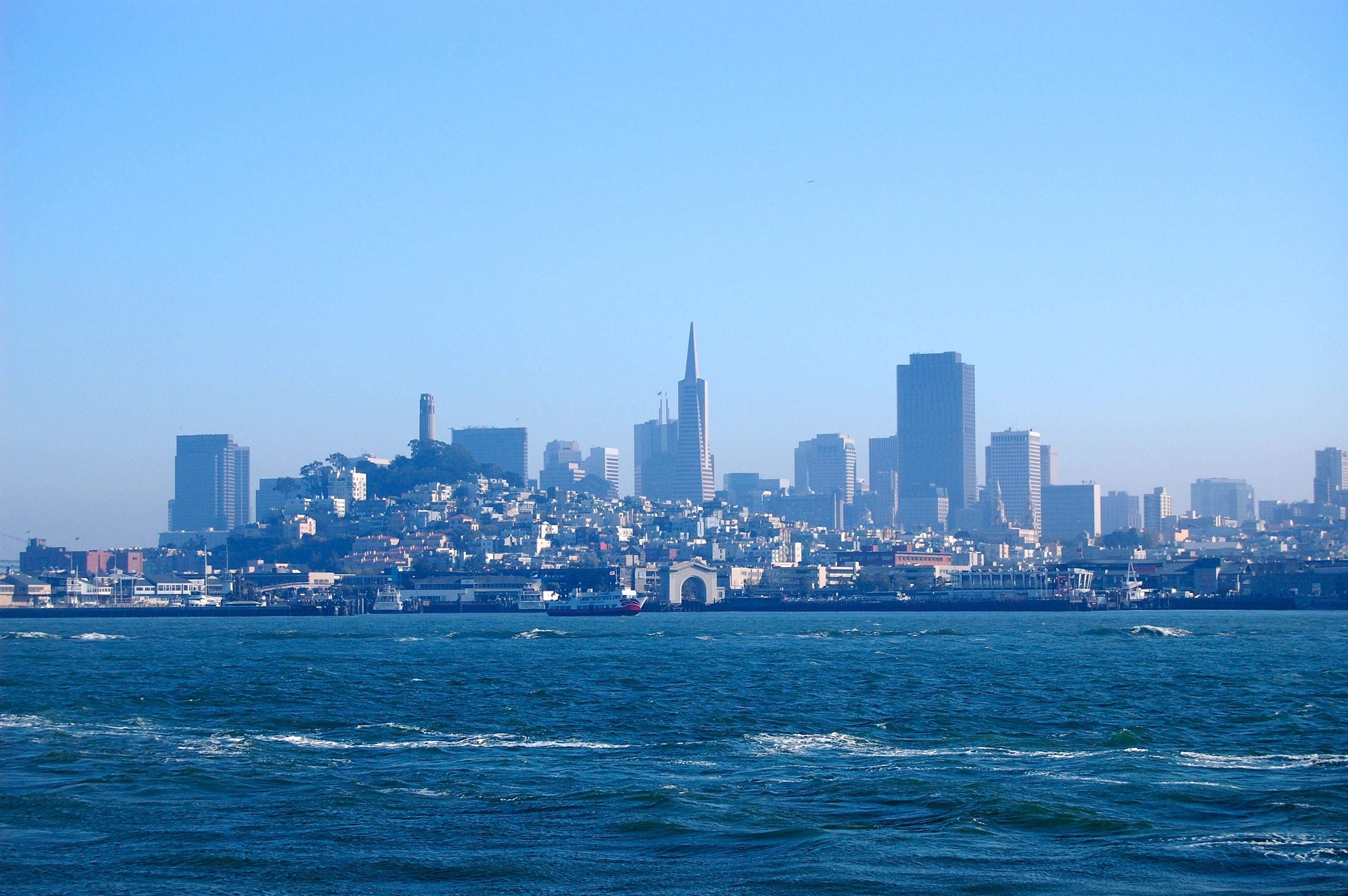 Flüge nach San Francisco ab 330€ von München