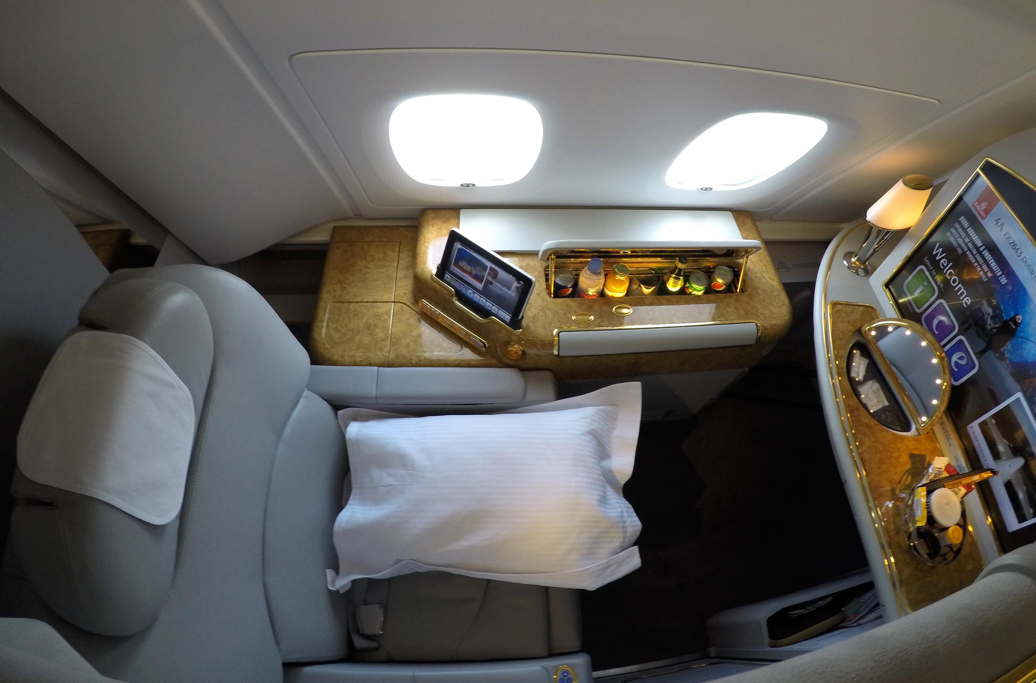 Emirates First Class ab 2.745€ nach Asien!