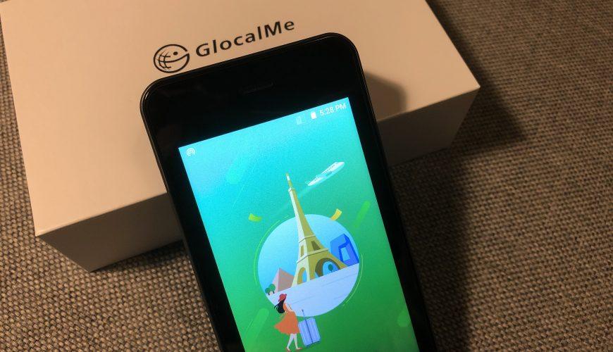 GlocalMe Hotspot – nahezu weltweit im Internet surfen!
