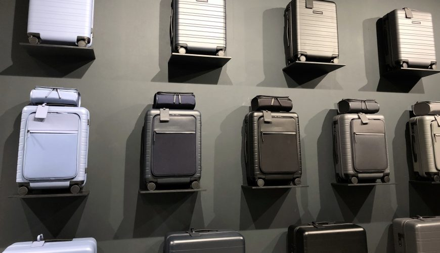 Horizn Studios Koffer mit 60% Rabatt kaufen!
