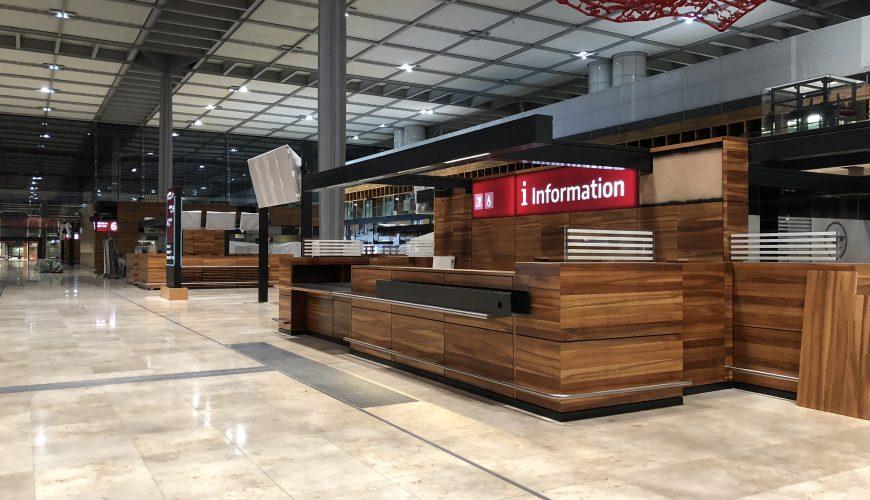 Eröffnungstermin für den Flughafen BER 2020