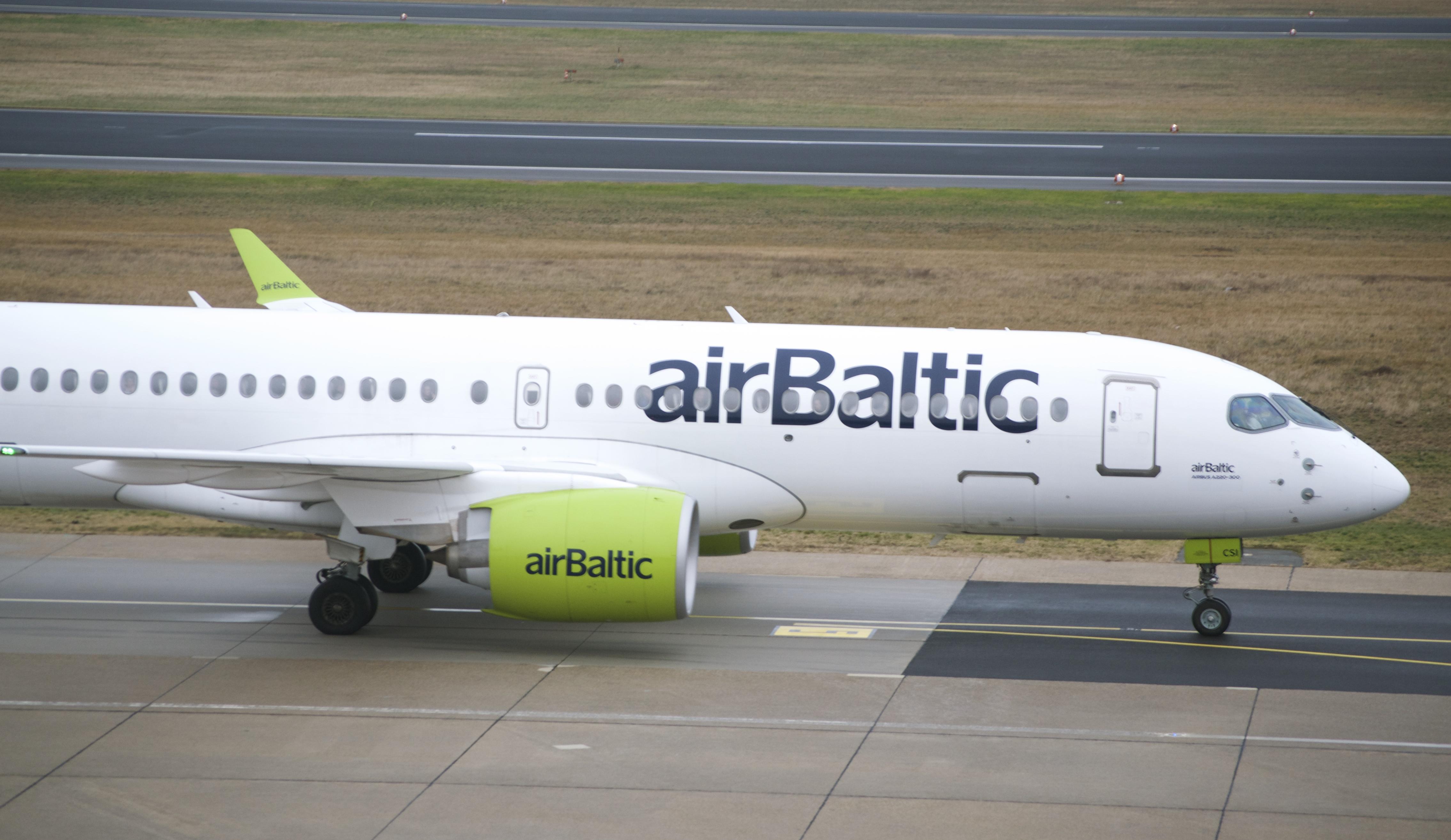 Jetzt den airBaltic Club Status Match beantragen