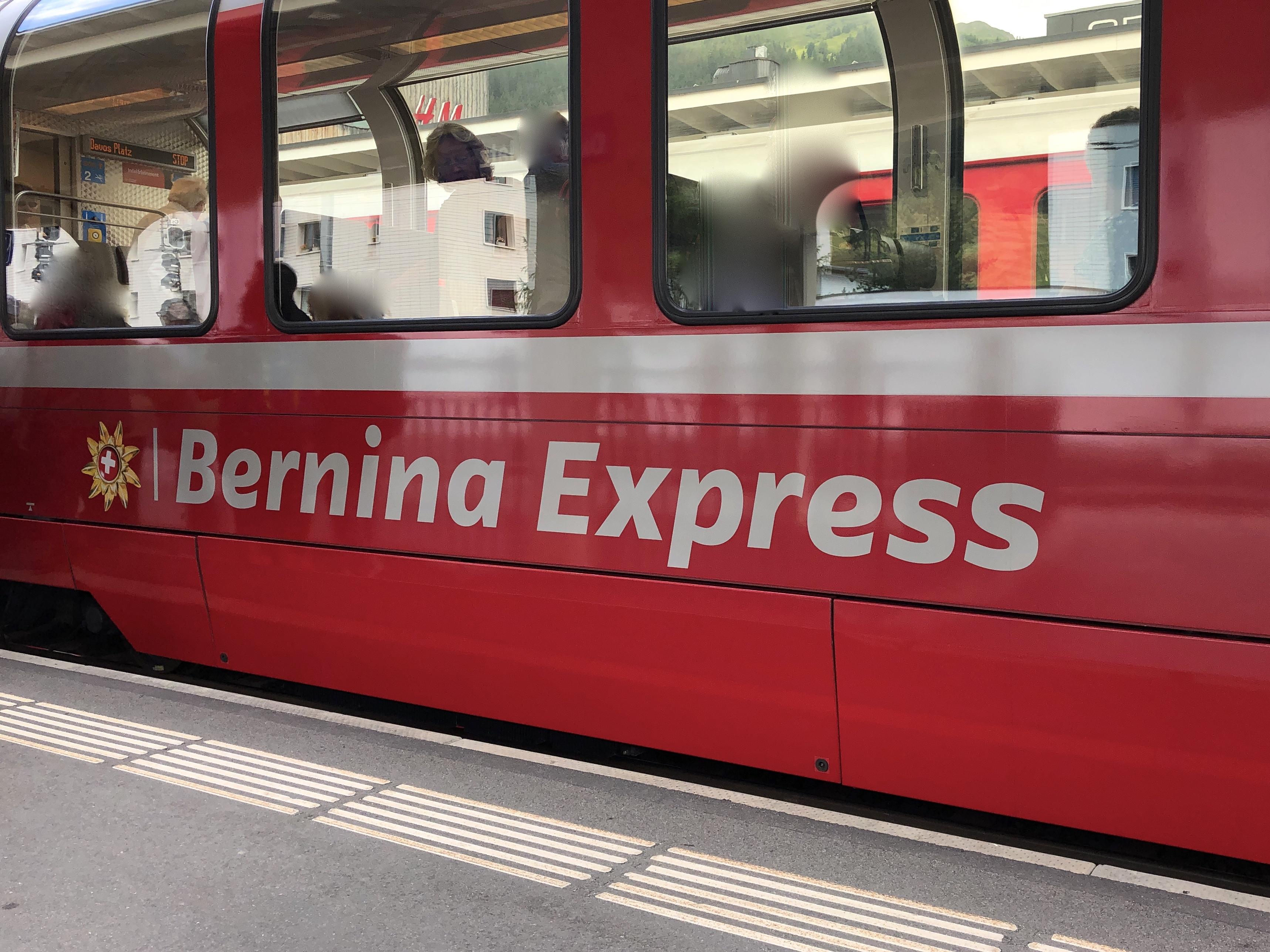 Bernina Express Angebot – Zugfahrt über die Alpen ab 65€ pro Person