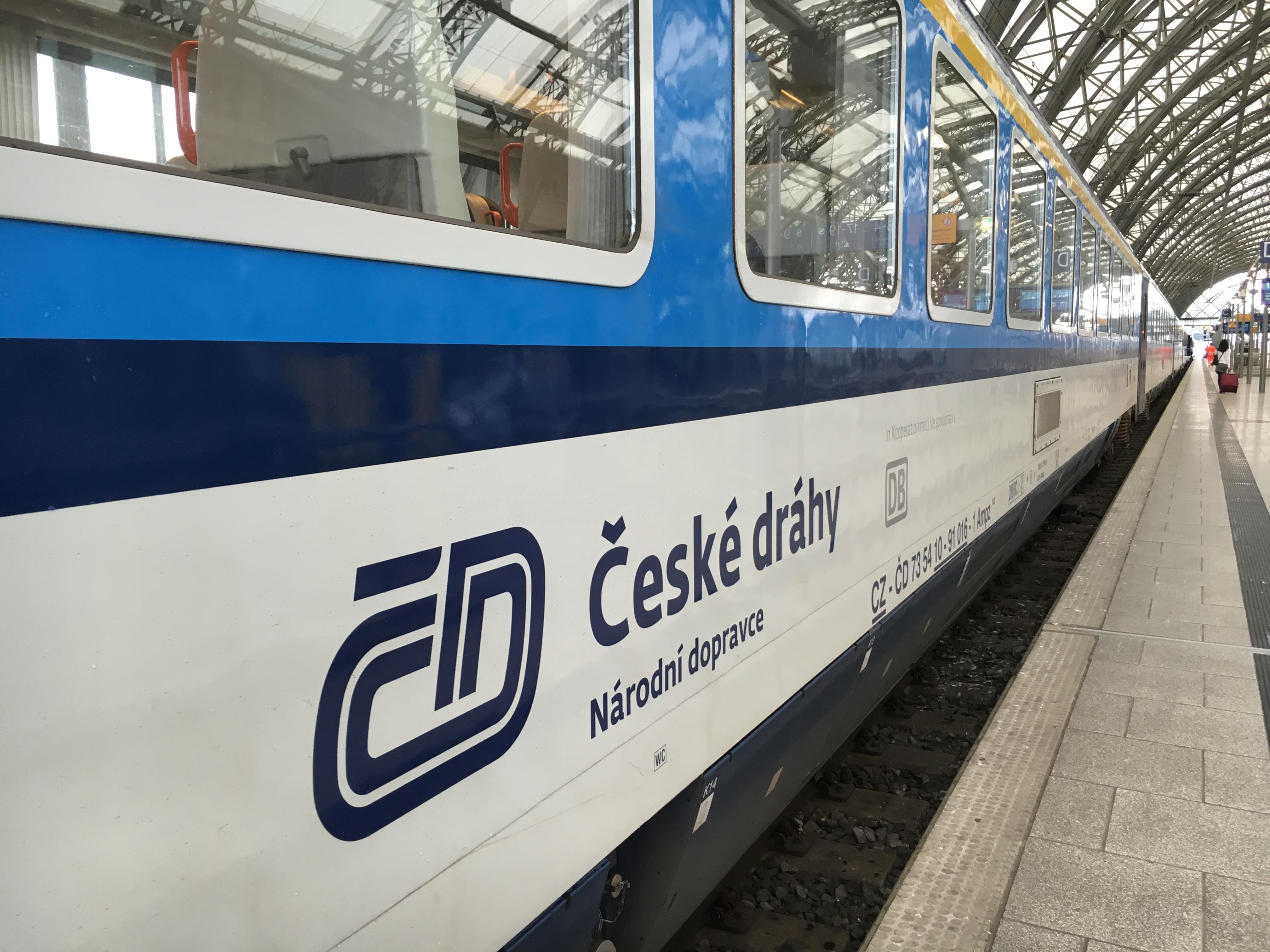 Bahnpass für Tschechien ab 30€ für 1 Woche!