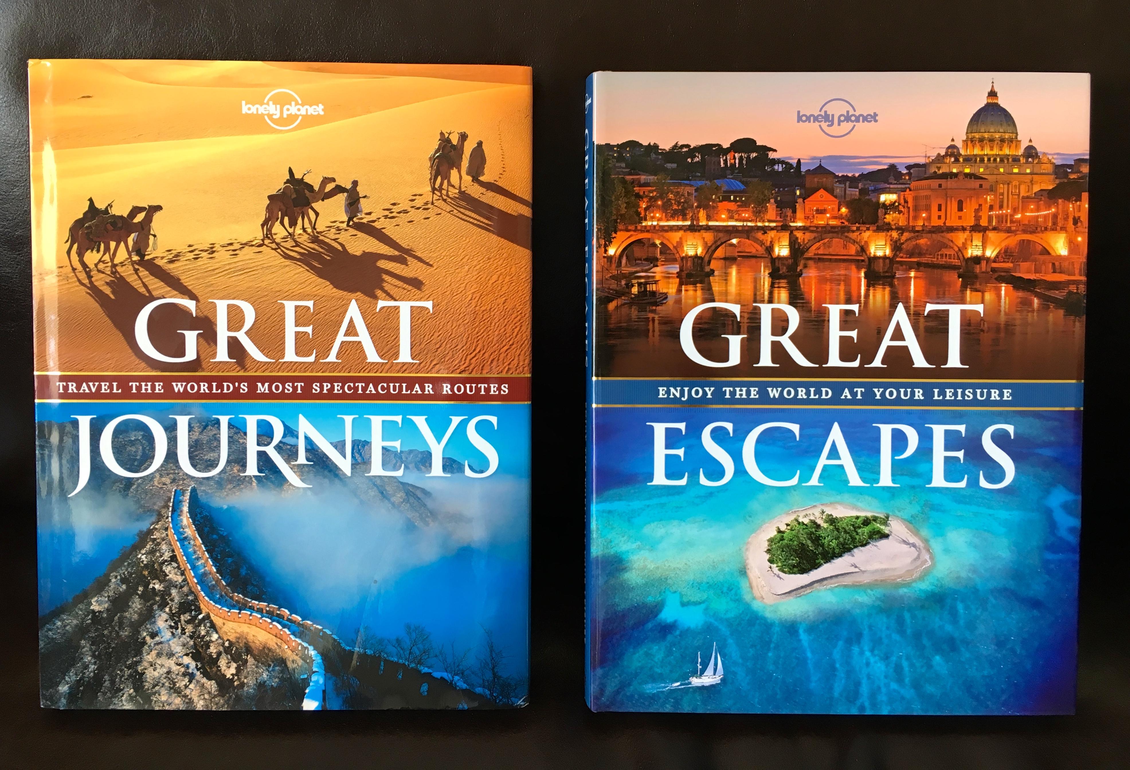 Jetzt Reiseführer bestellen – 2 für 1 bei Lonely Planet