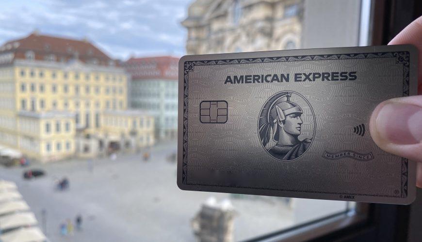Bis zu 250€ Guthaben mit der Amex Platinum sichern!