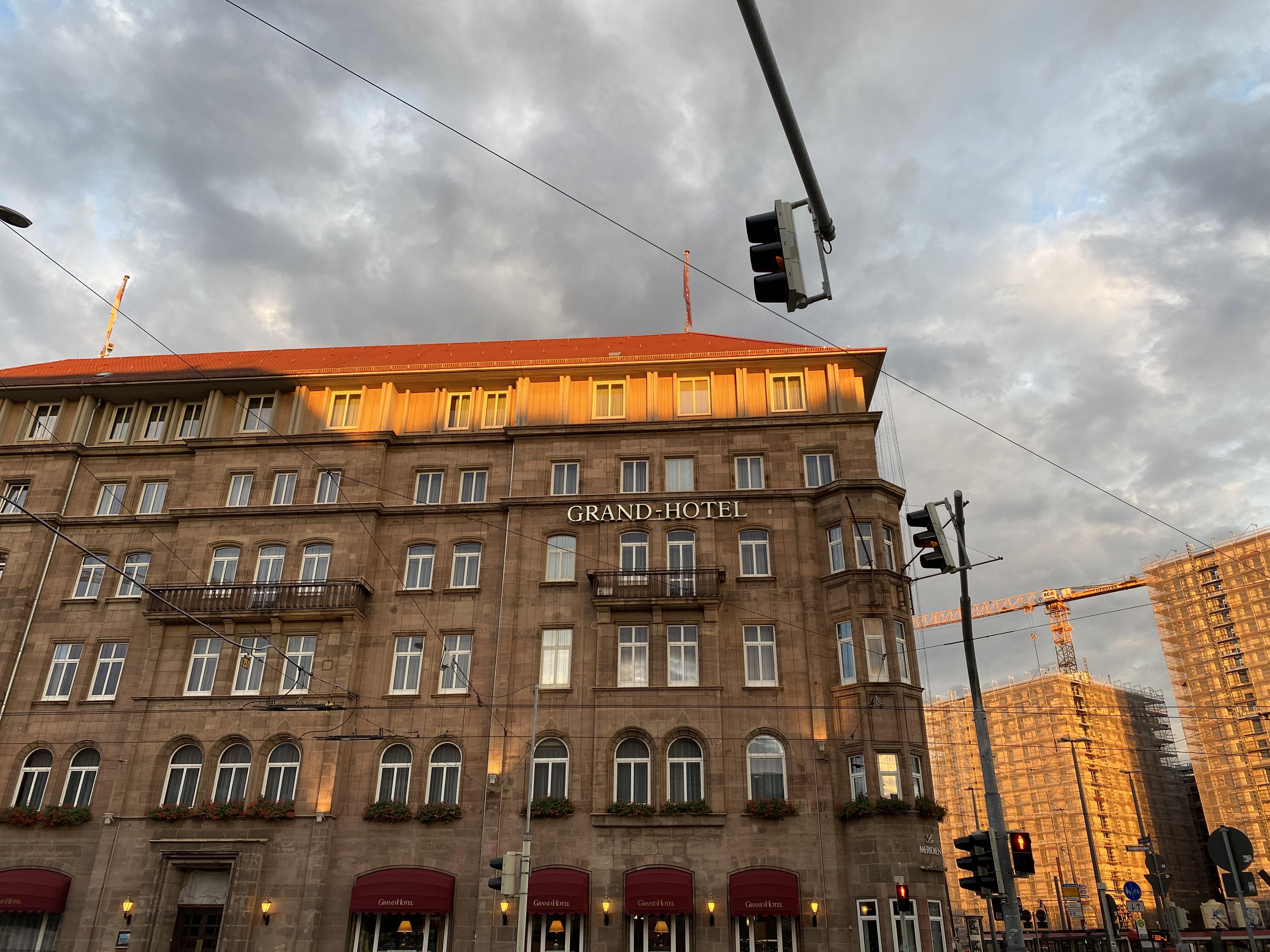 Review – Le Meridien Grand Hotel Nürnberg